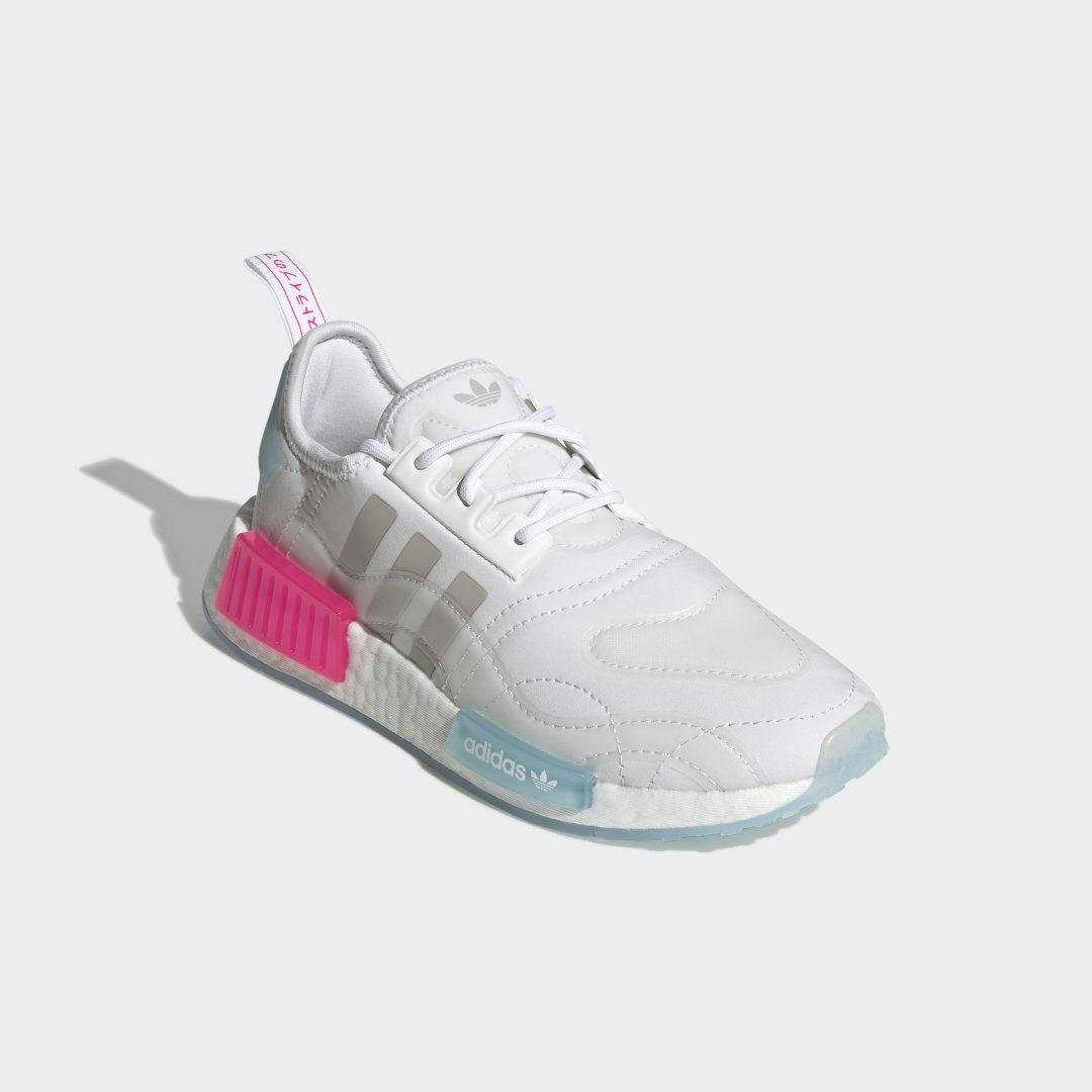 NMD_R1 Shoes Halo Blue
