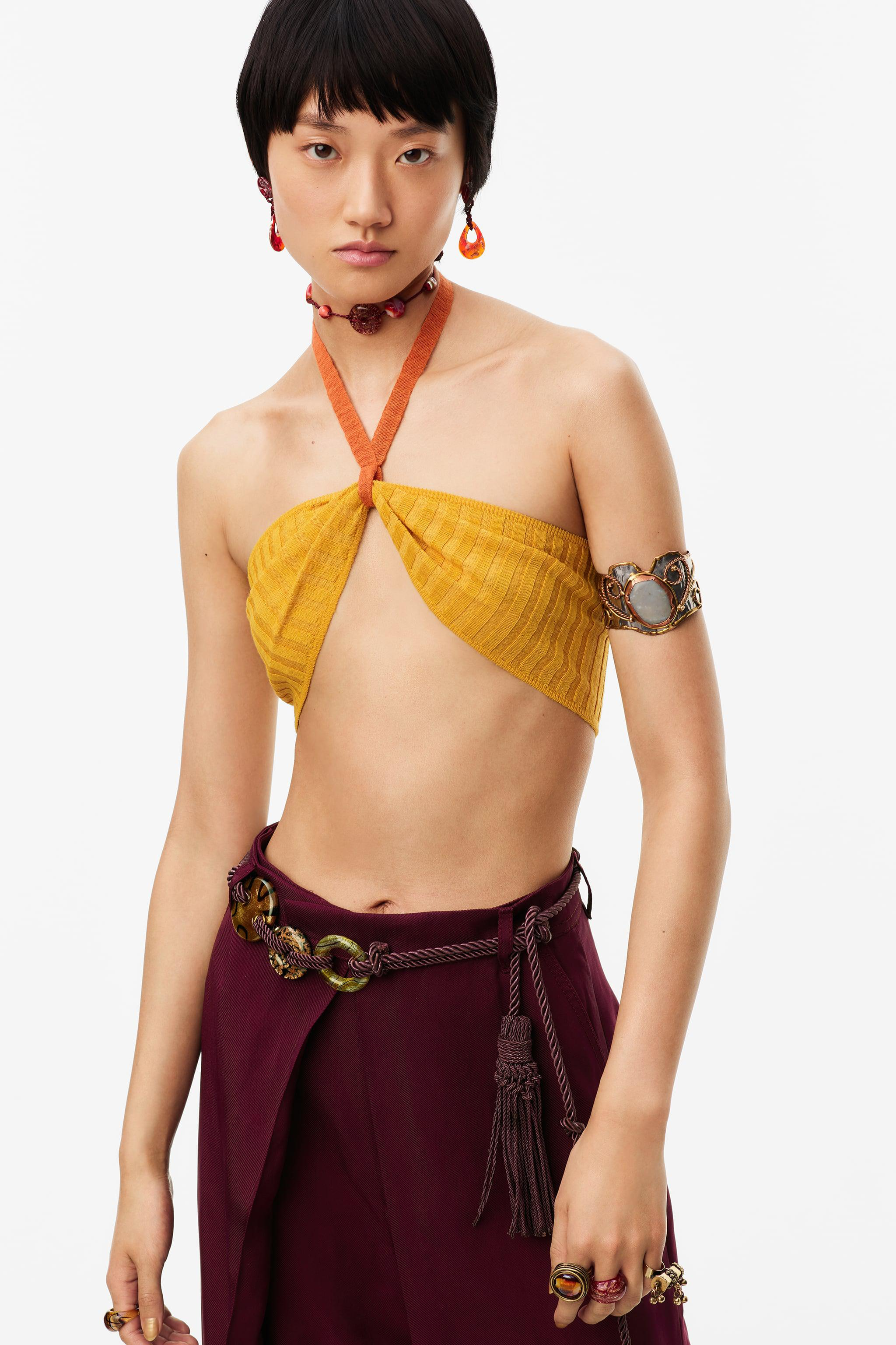 TIED BANDEAU LIMITED EDITION