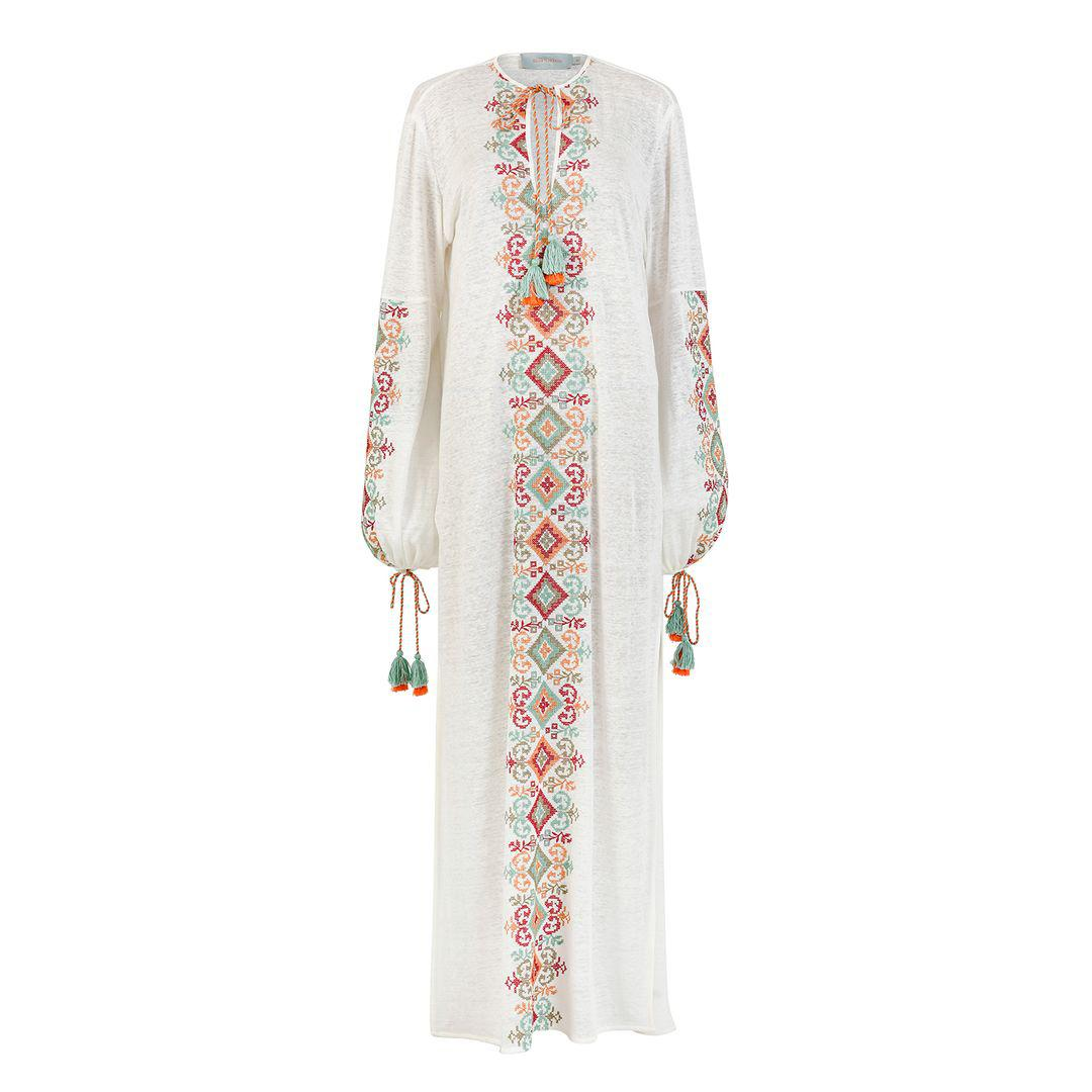 Mayfair Tunic Embroidered