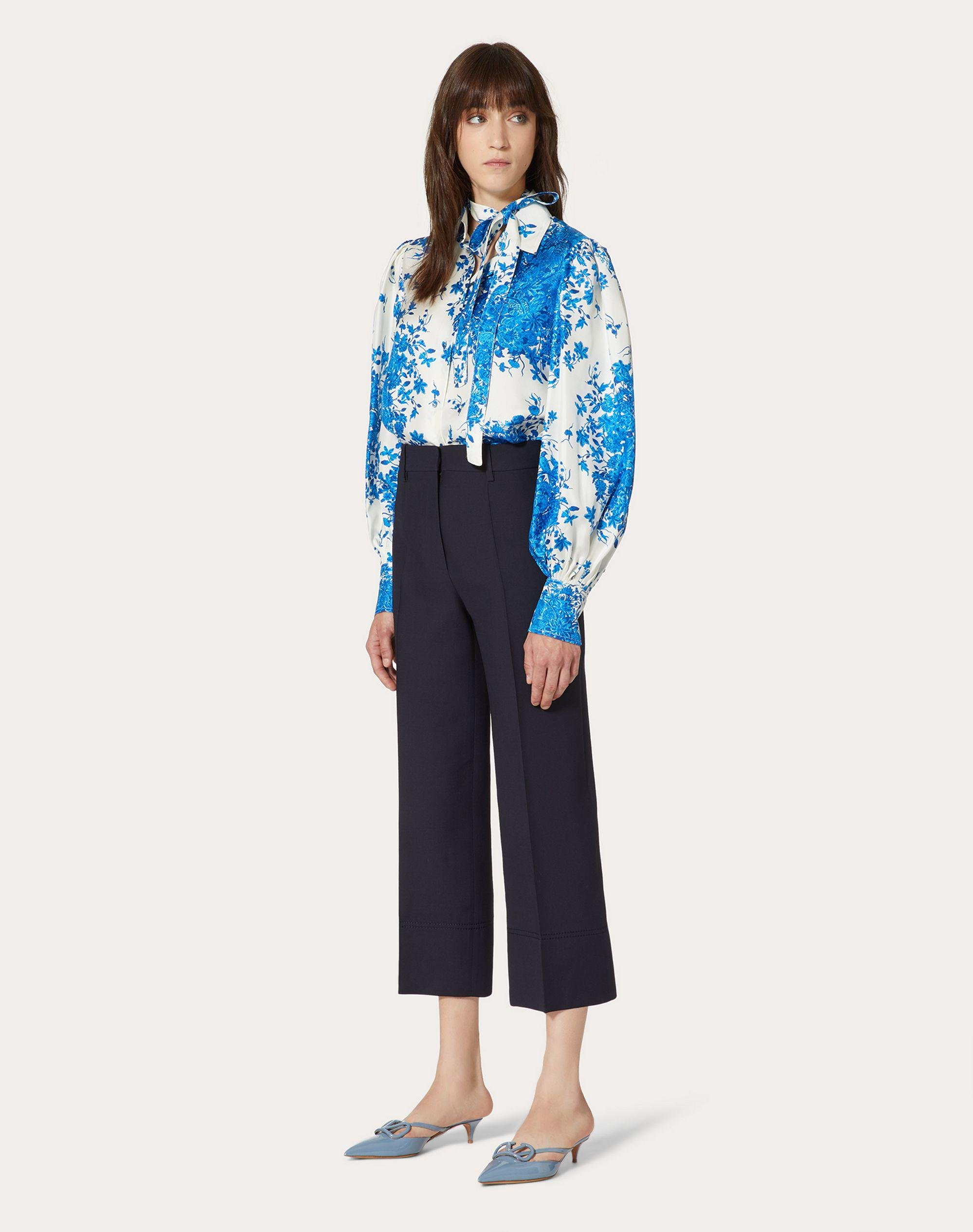 VGOLD Crepe Couture Pants