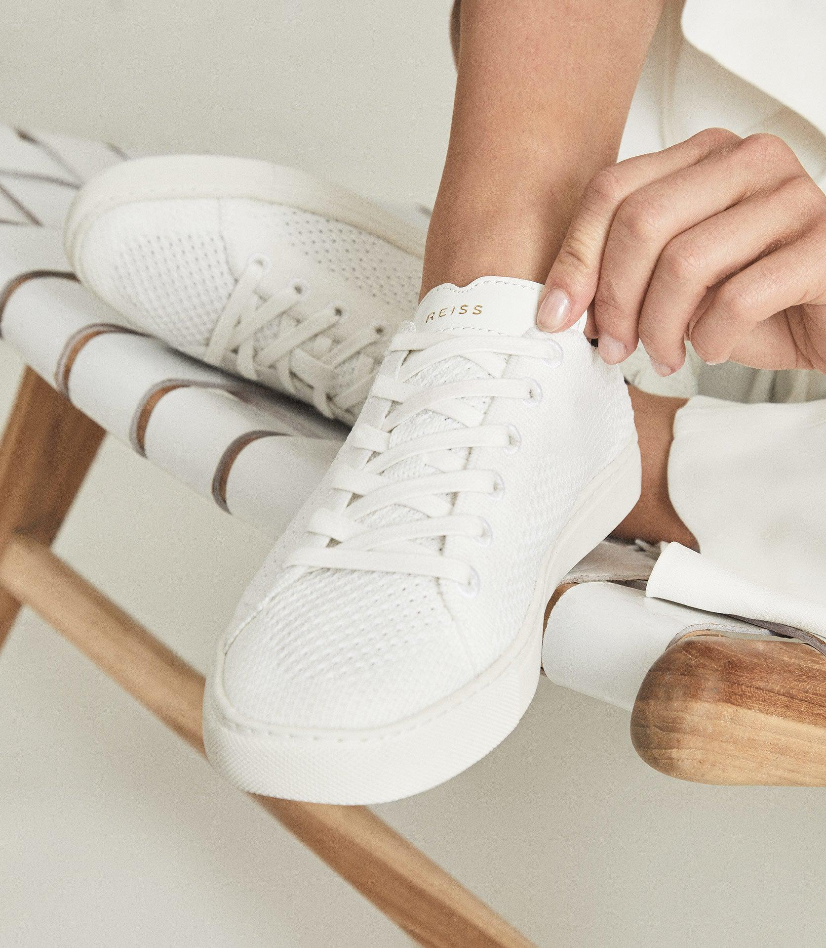 BRACKLEY - KNITTED TRAINERS 5