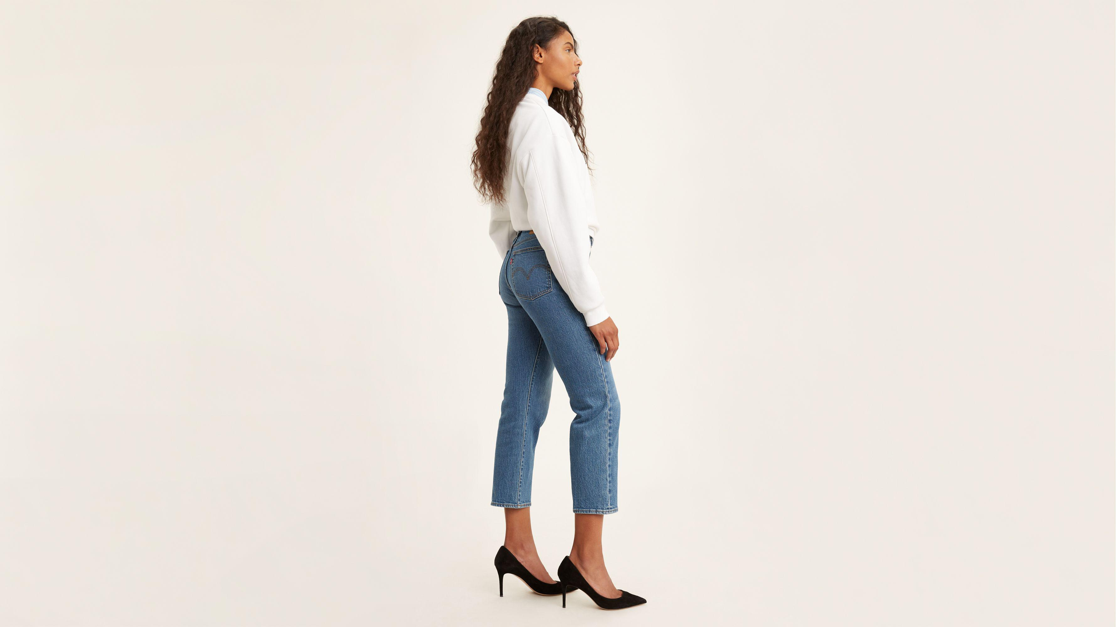 Wedgie Fit Straight Women's Jeans 2