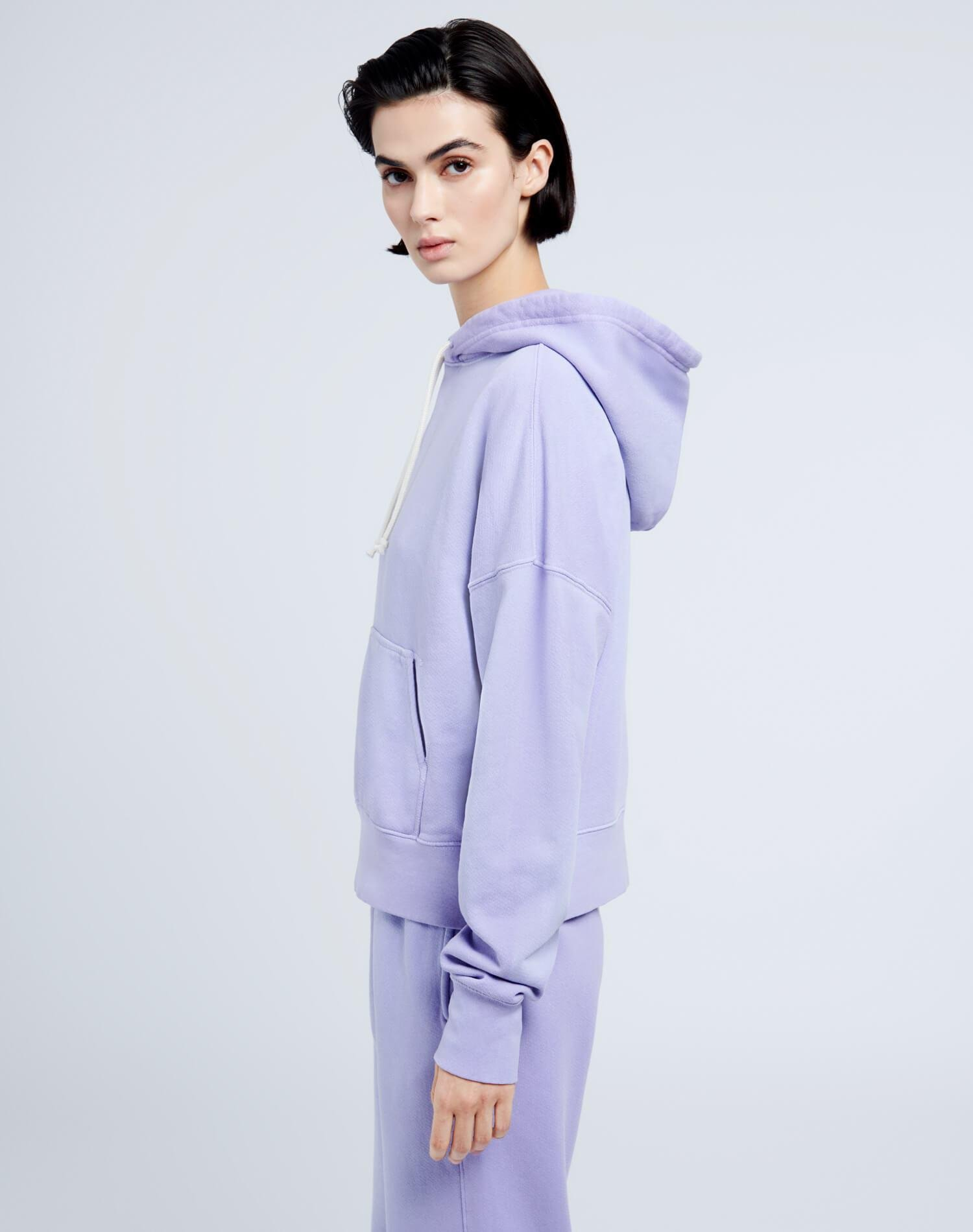 Classic Hoodie - Faded Orchid 3