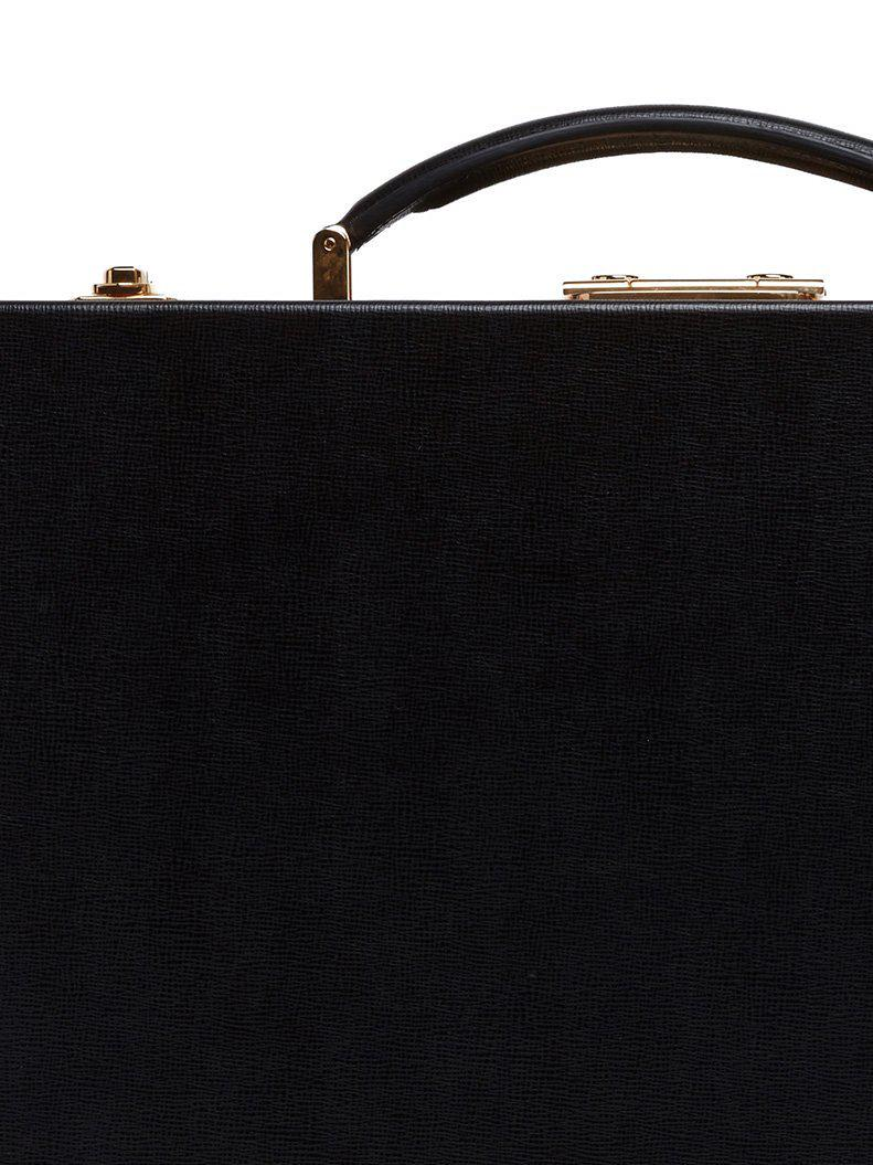 Grace Small Leather Trunk 5