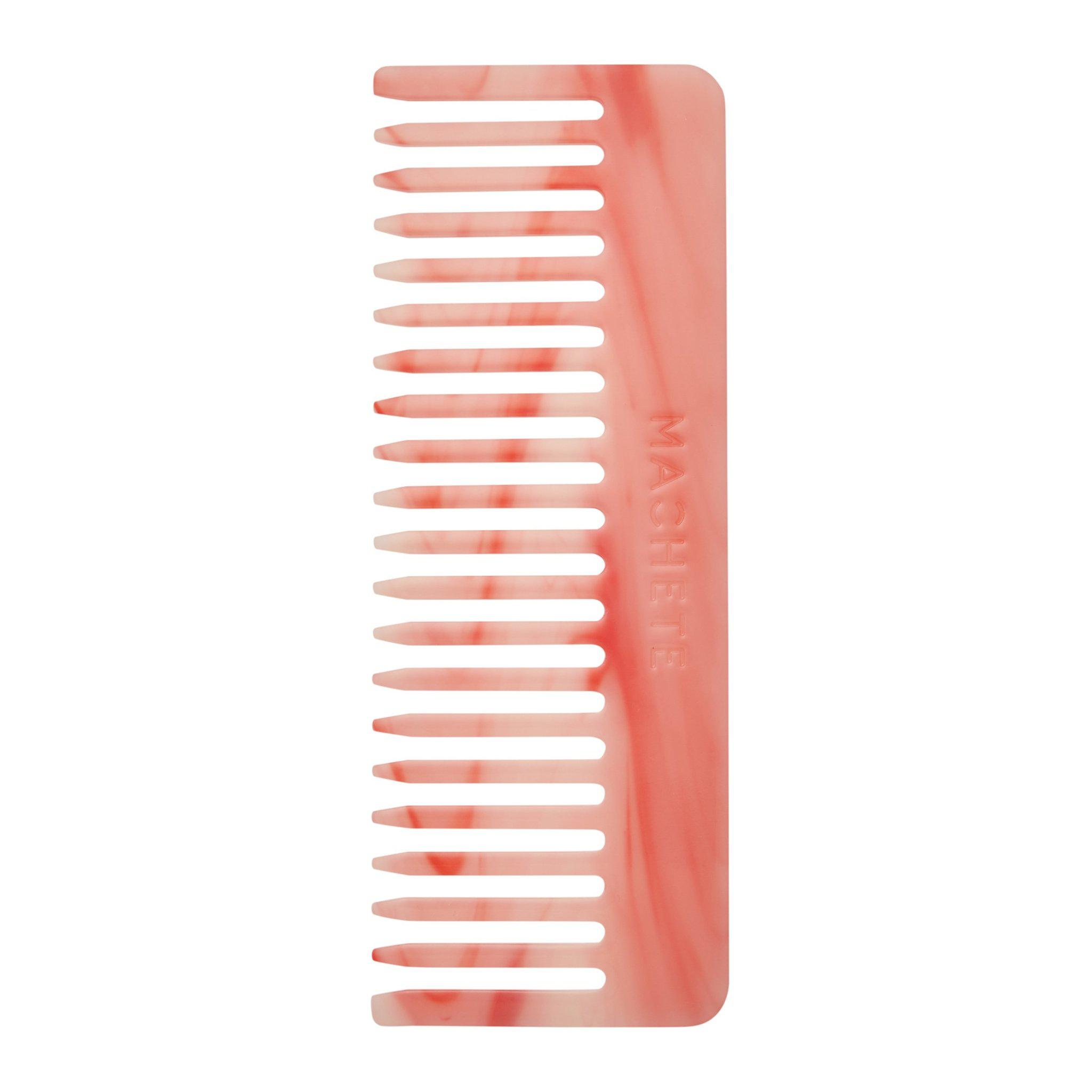 No. 2 Comb in Bright Pink