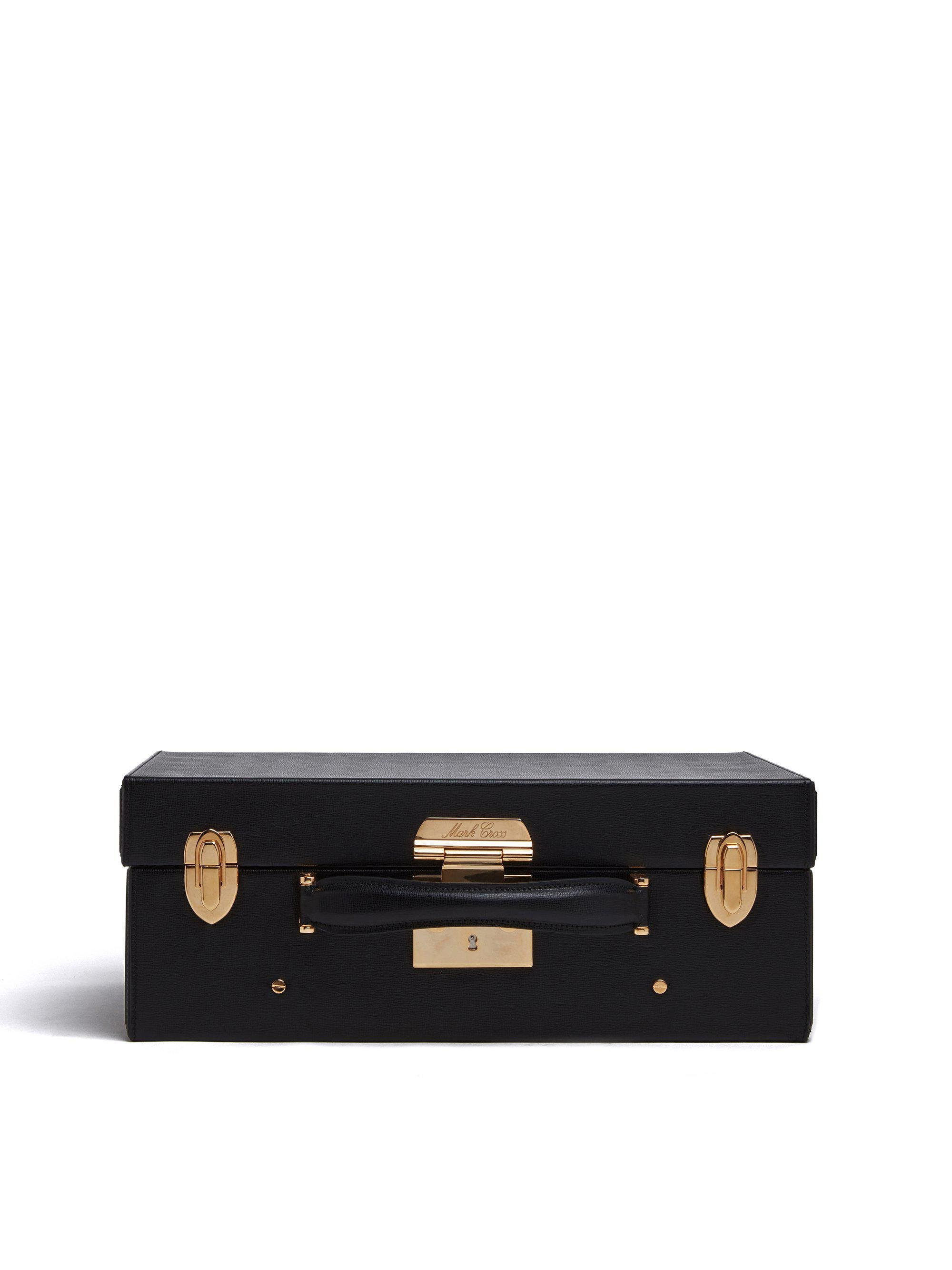Grace Small Leather Trunk 2