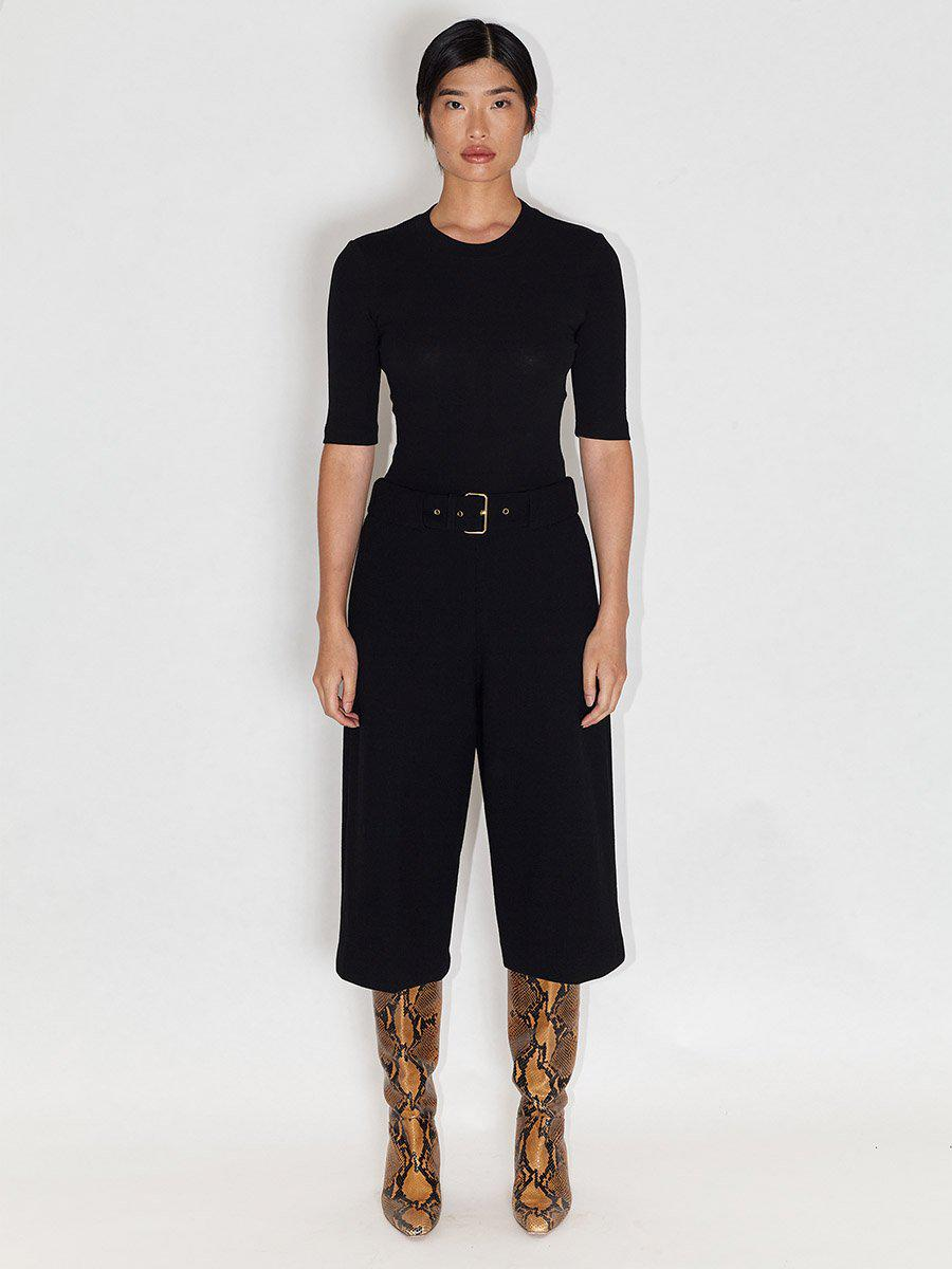 Buckle Culottes
