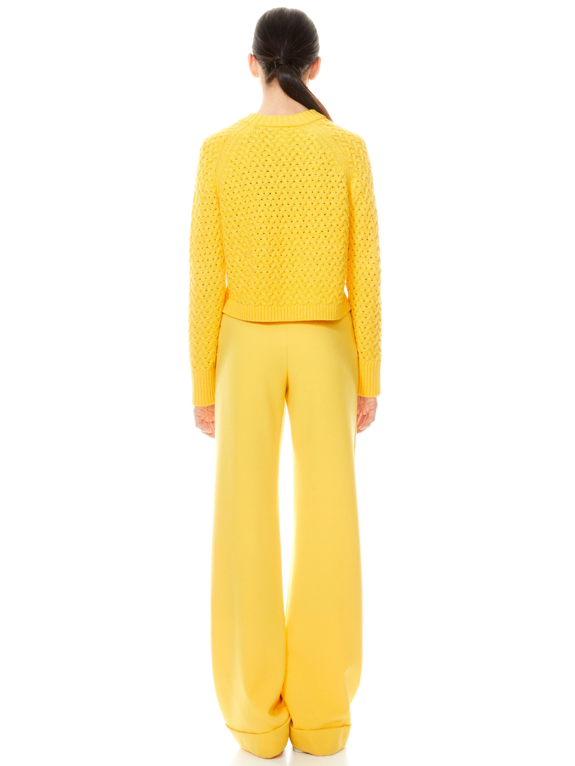 LETA CROPPED PULLOVER 1