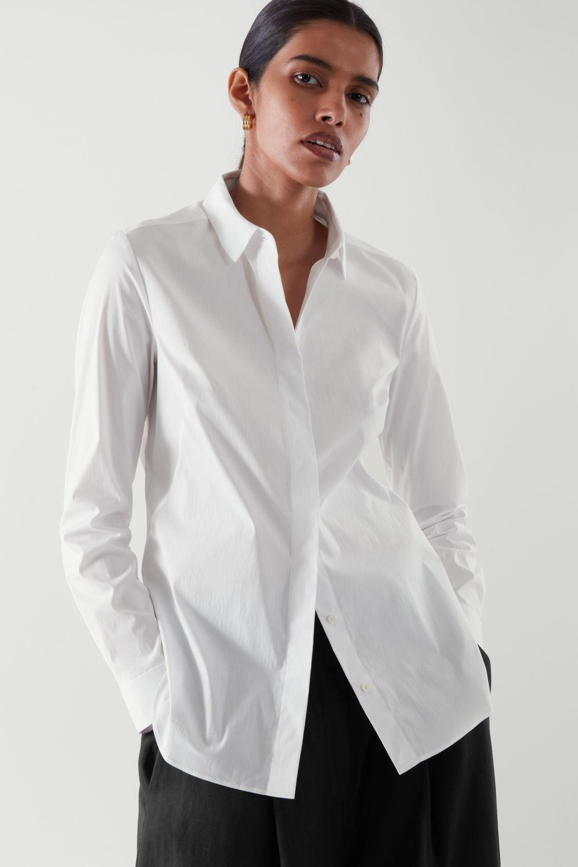SLIM FITTED SHIRT 3