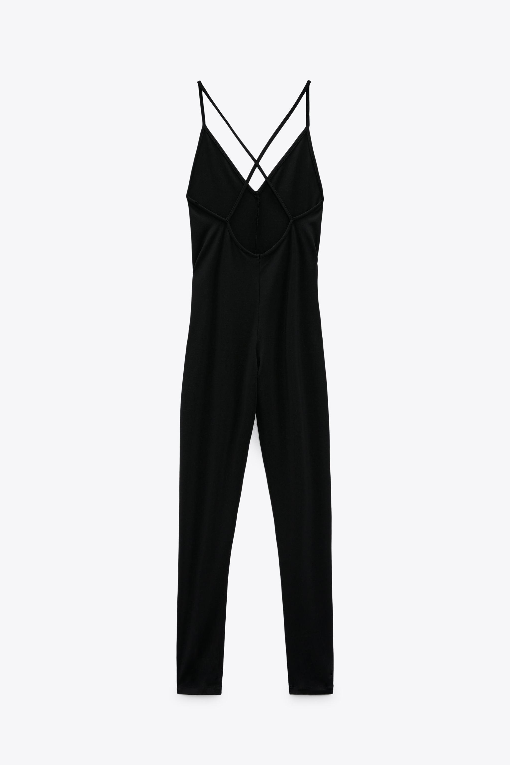 LONG FITTED JUMPSUIT 6
