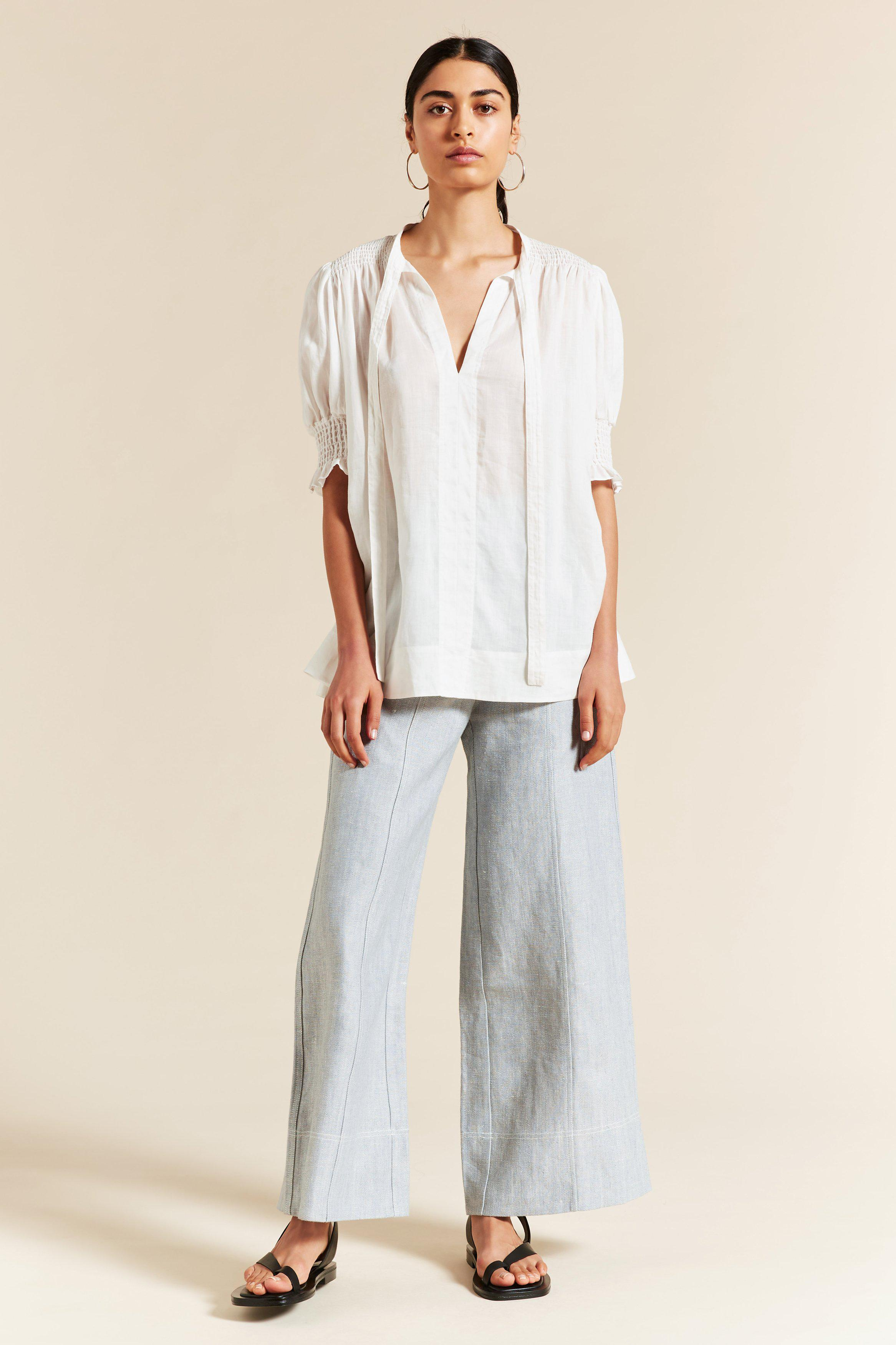 Soma Tucked Top