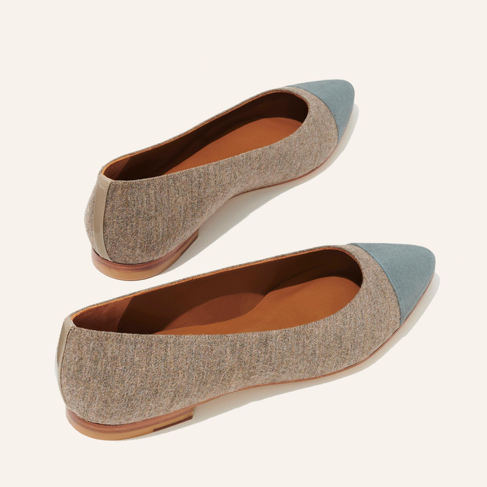 The Pointe - Taupe Captoe 3