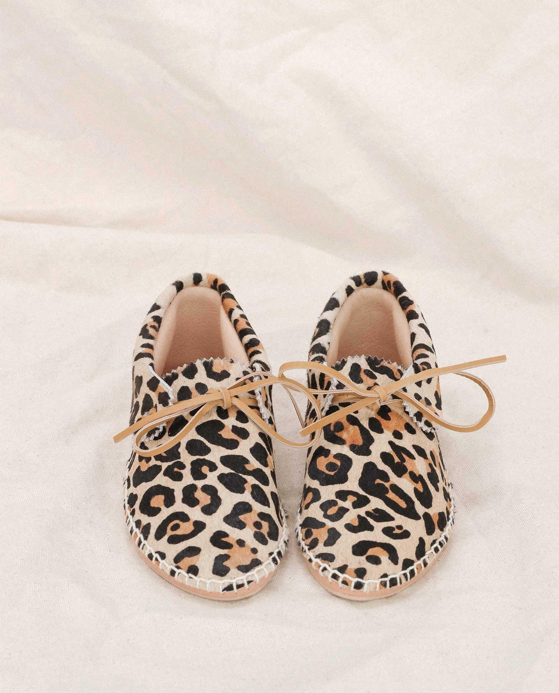 The Canyon Moccasin. -- LEOPARD