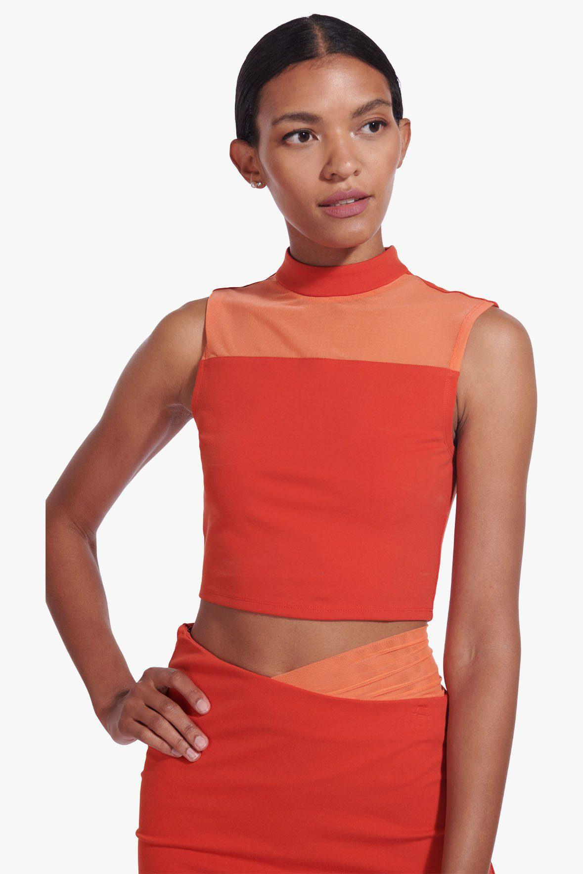 GIA TOP | FIERY RED NECTARINE