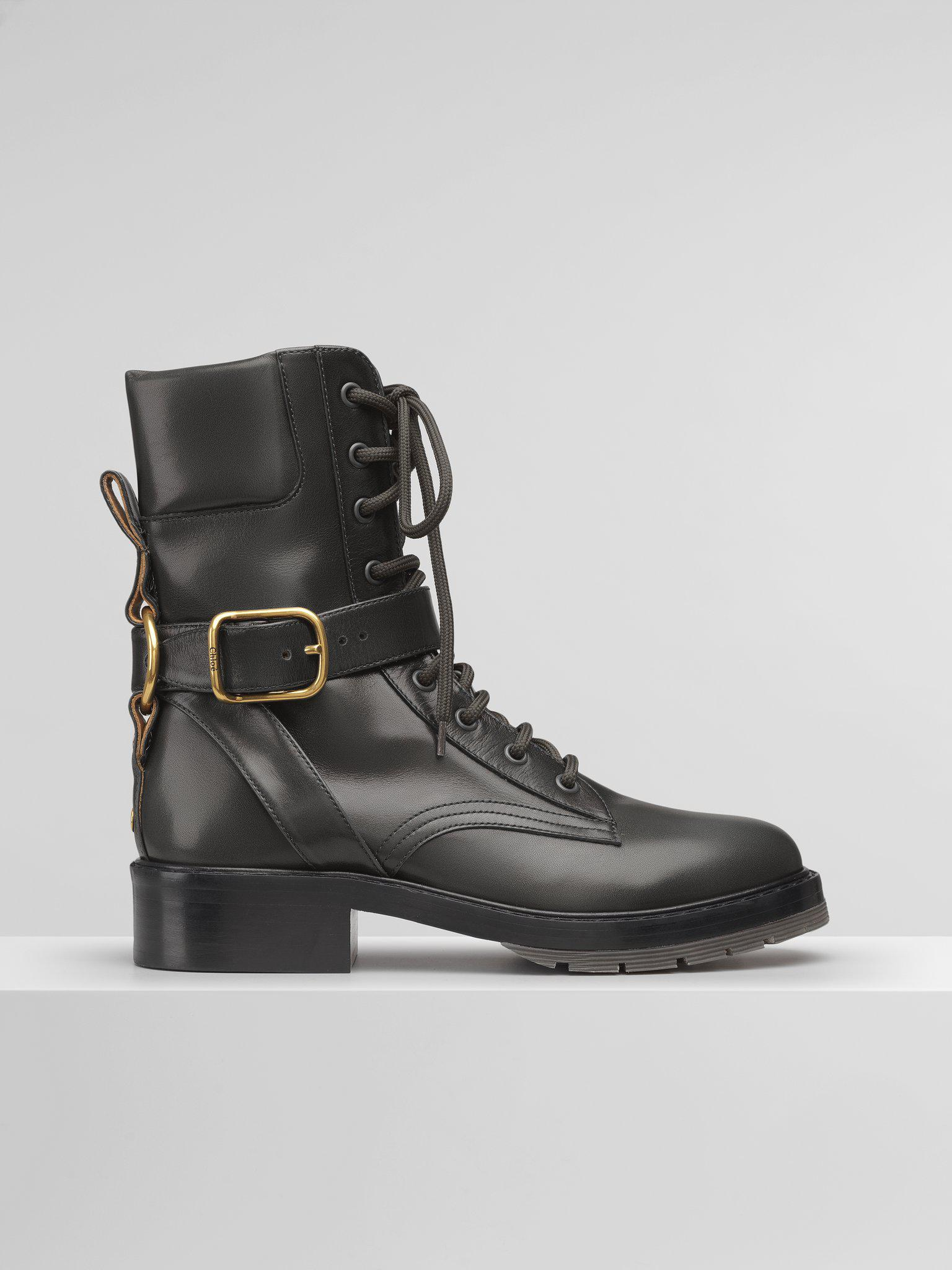DIANE LACE-UP BOOT