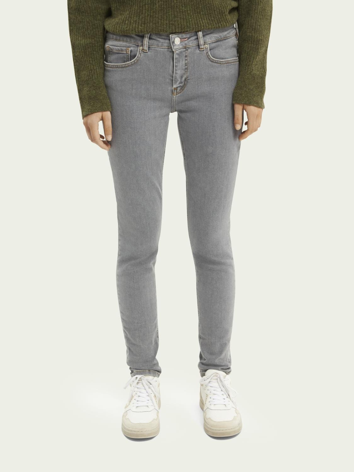 Bohemienne skinny-fit jeans —Nowhere to go