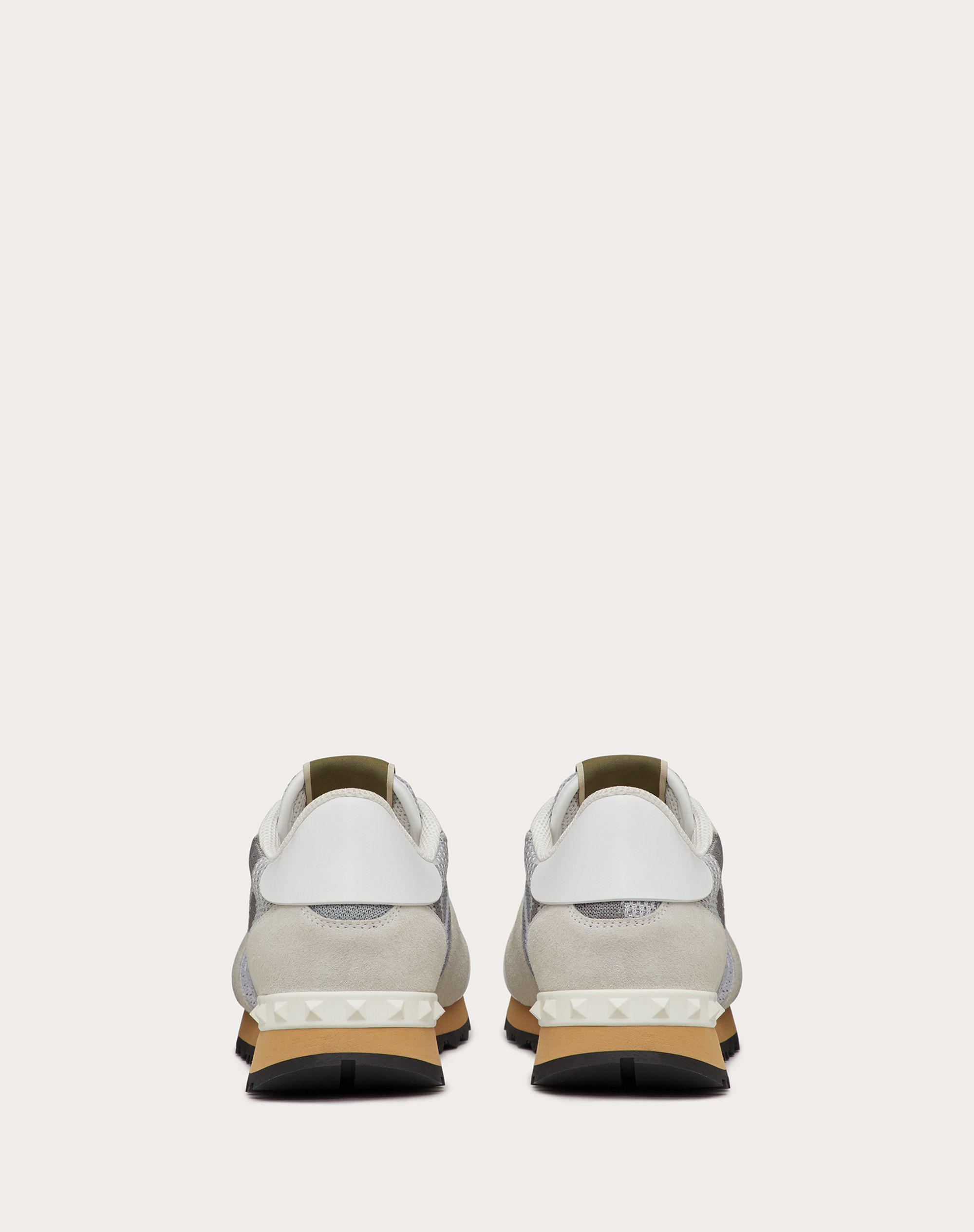 Mesh Fabric Camouflage Sneaker 2