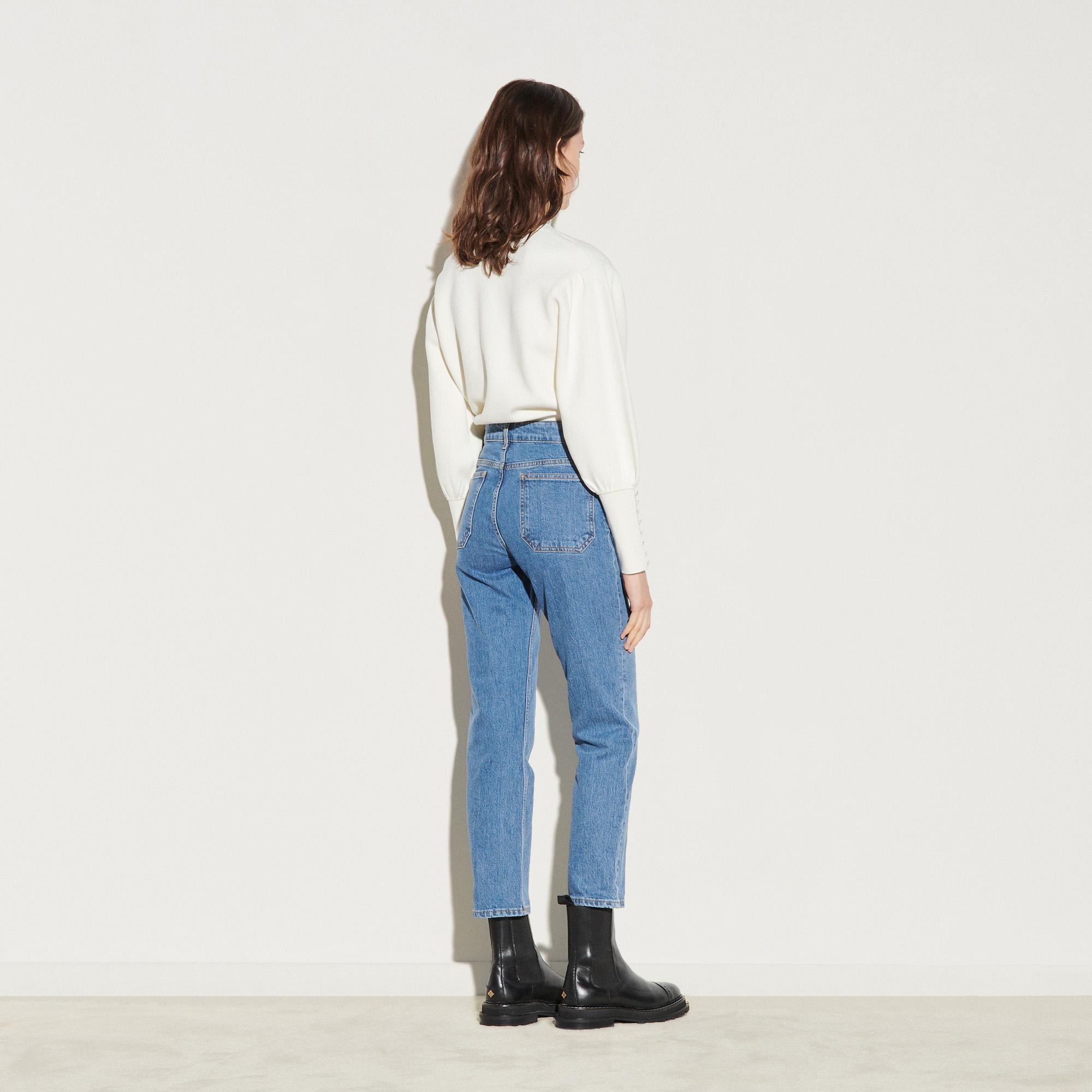 Stretch jeans with 5 pockets 1