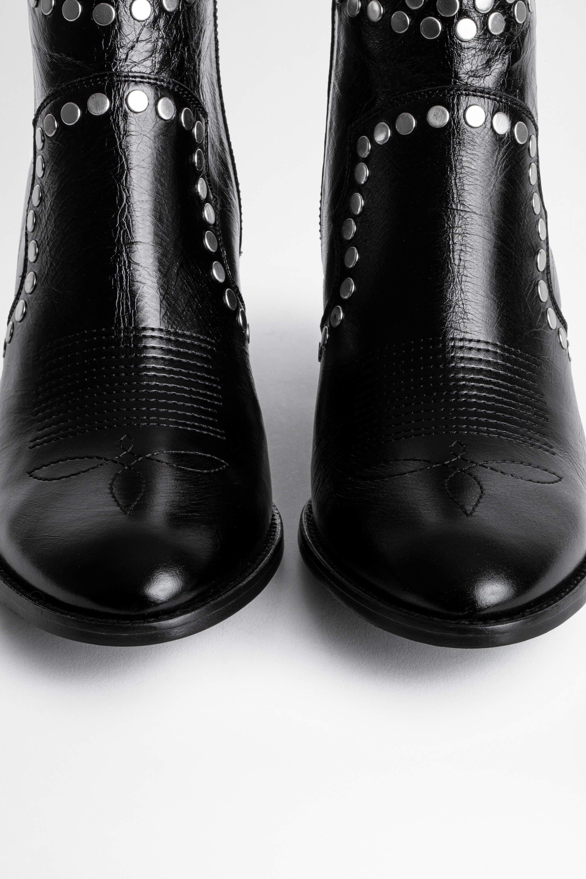 Molly Studded Boots 5