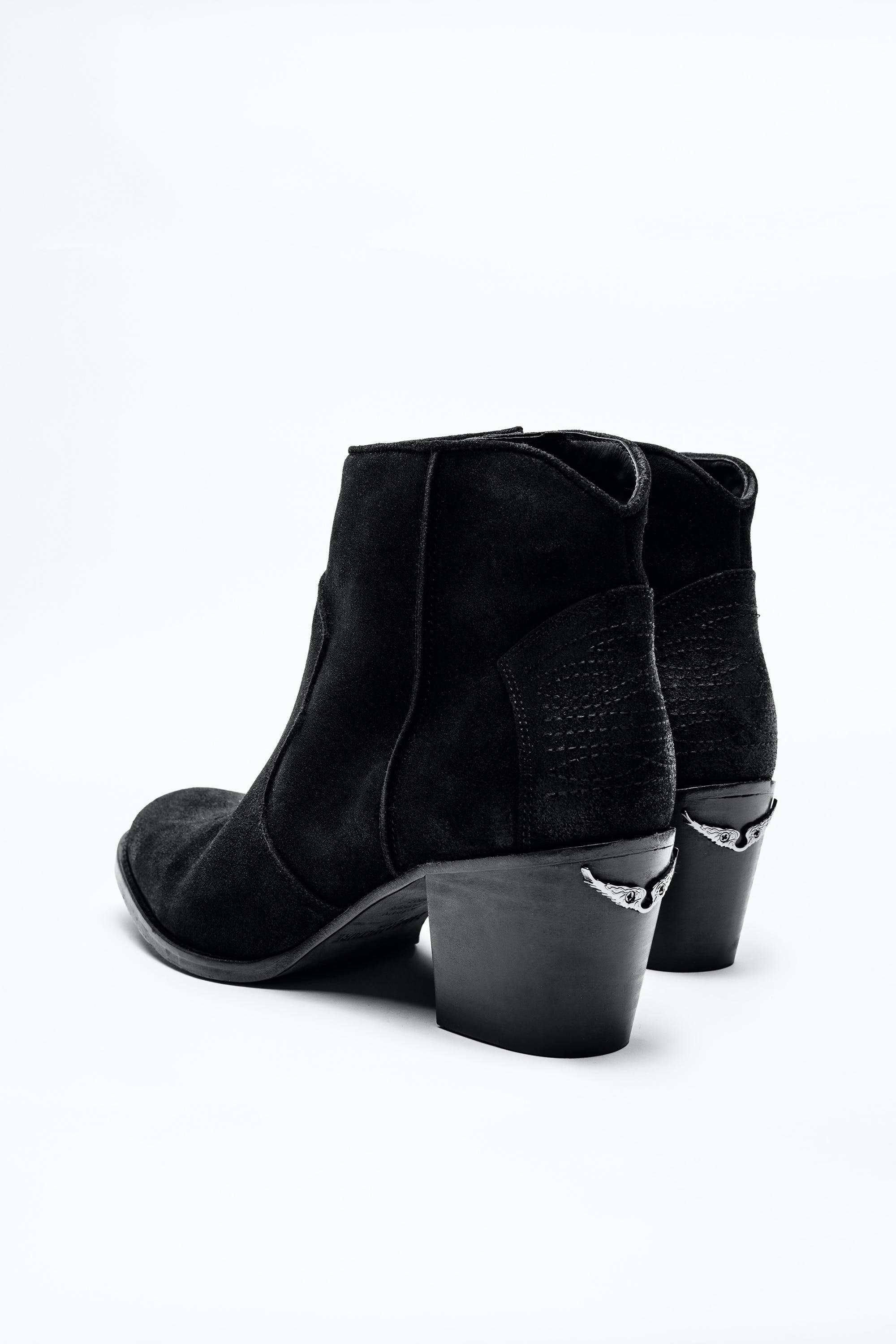 Molly Suede Boots 2