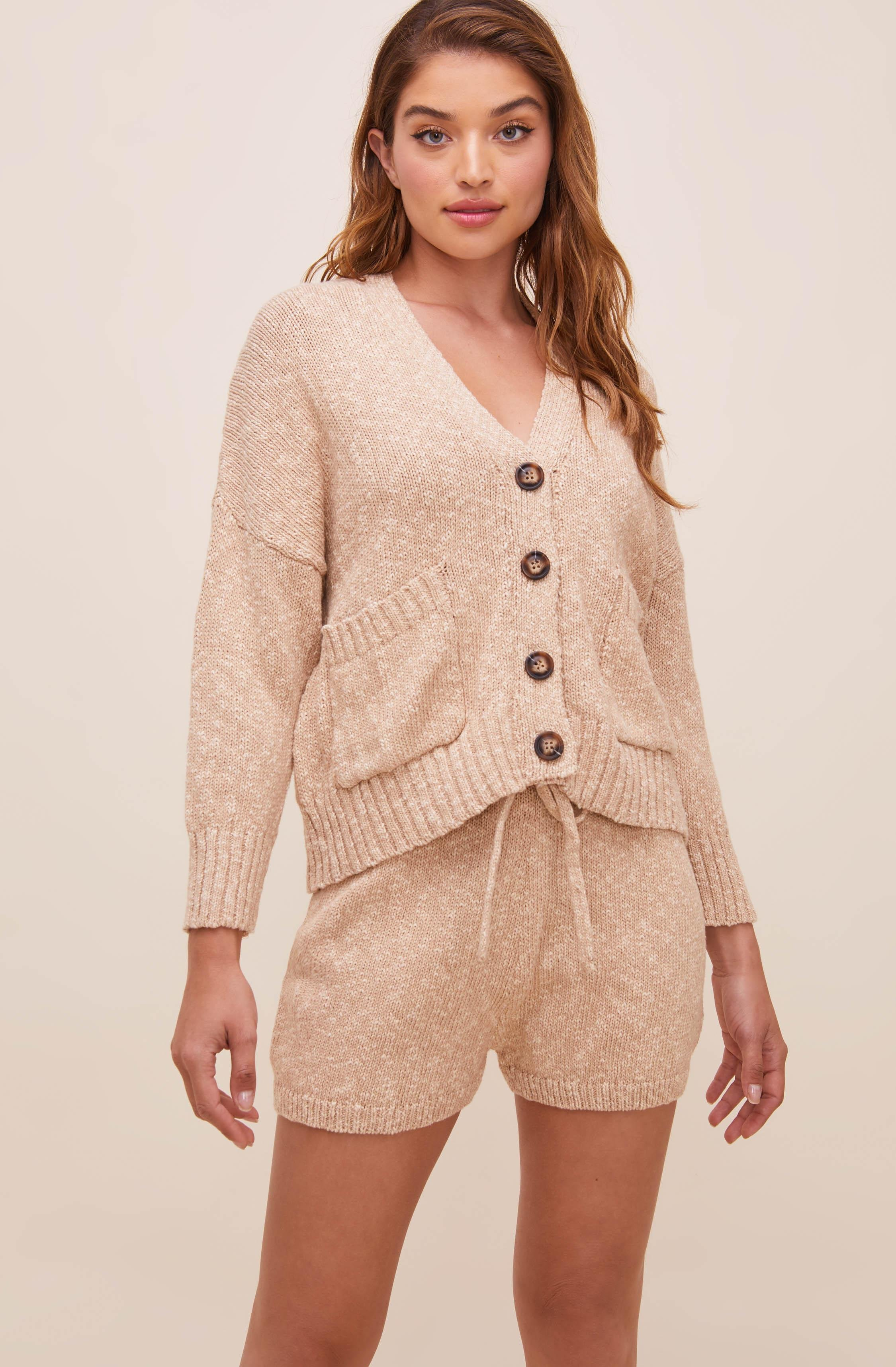 Cozy Up Button Down Cardigan