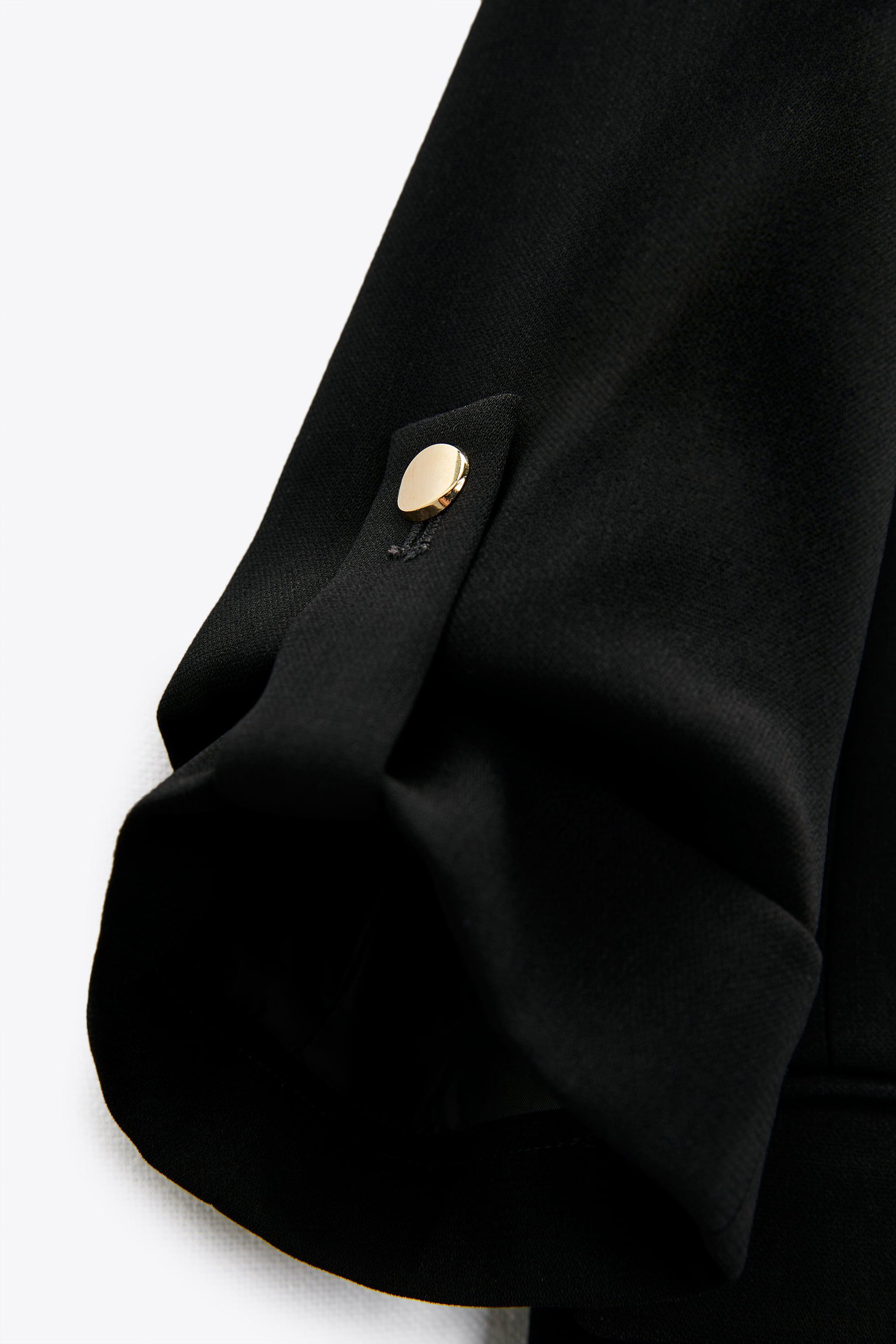 BLAZER WITH ROLLED-UP SLEEVES 3