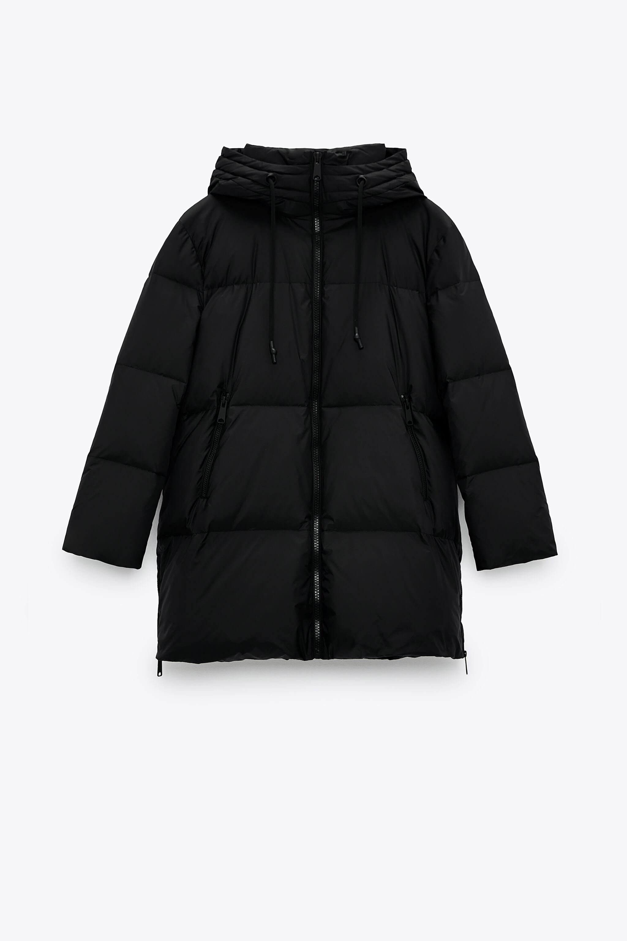 WATER AND WIND PROTECTION OVERSIZED DOWN COAT 6