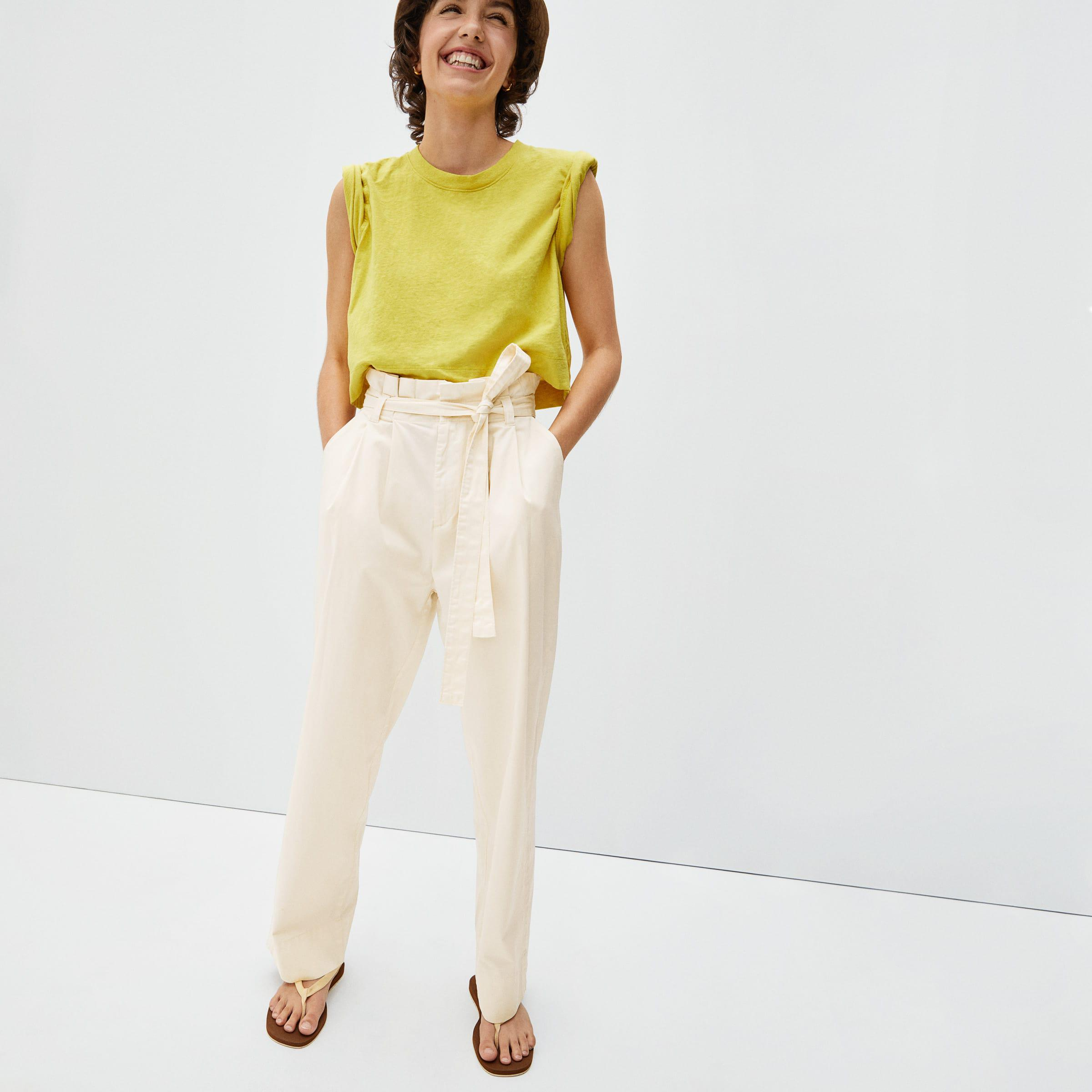 The Paperbag Pant
