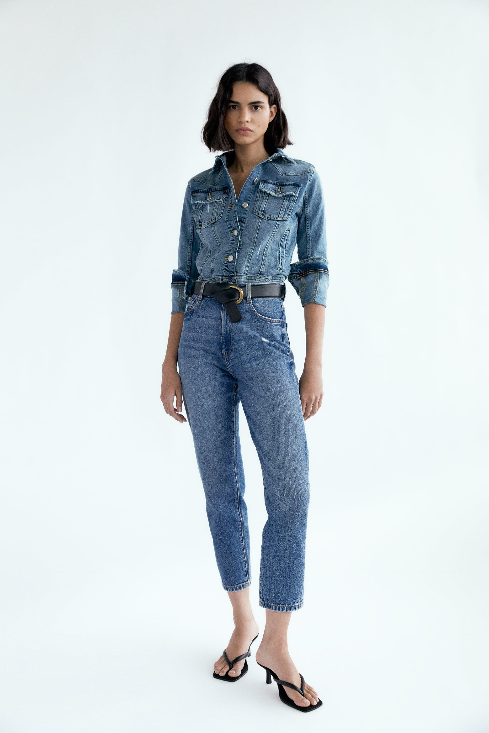 Z1975 MOM FIT JEANS