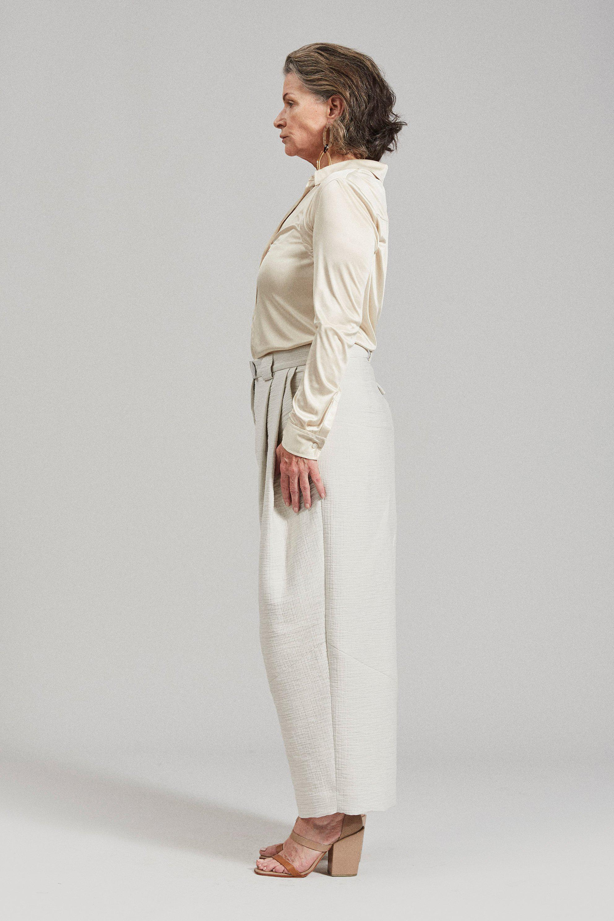 Cropped Divide Pant 1