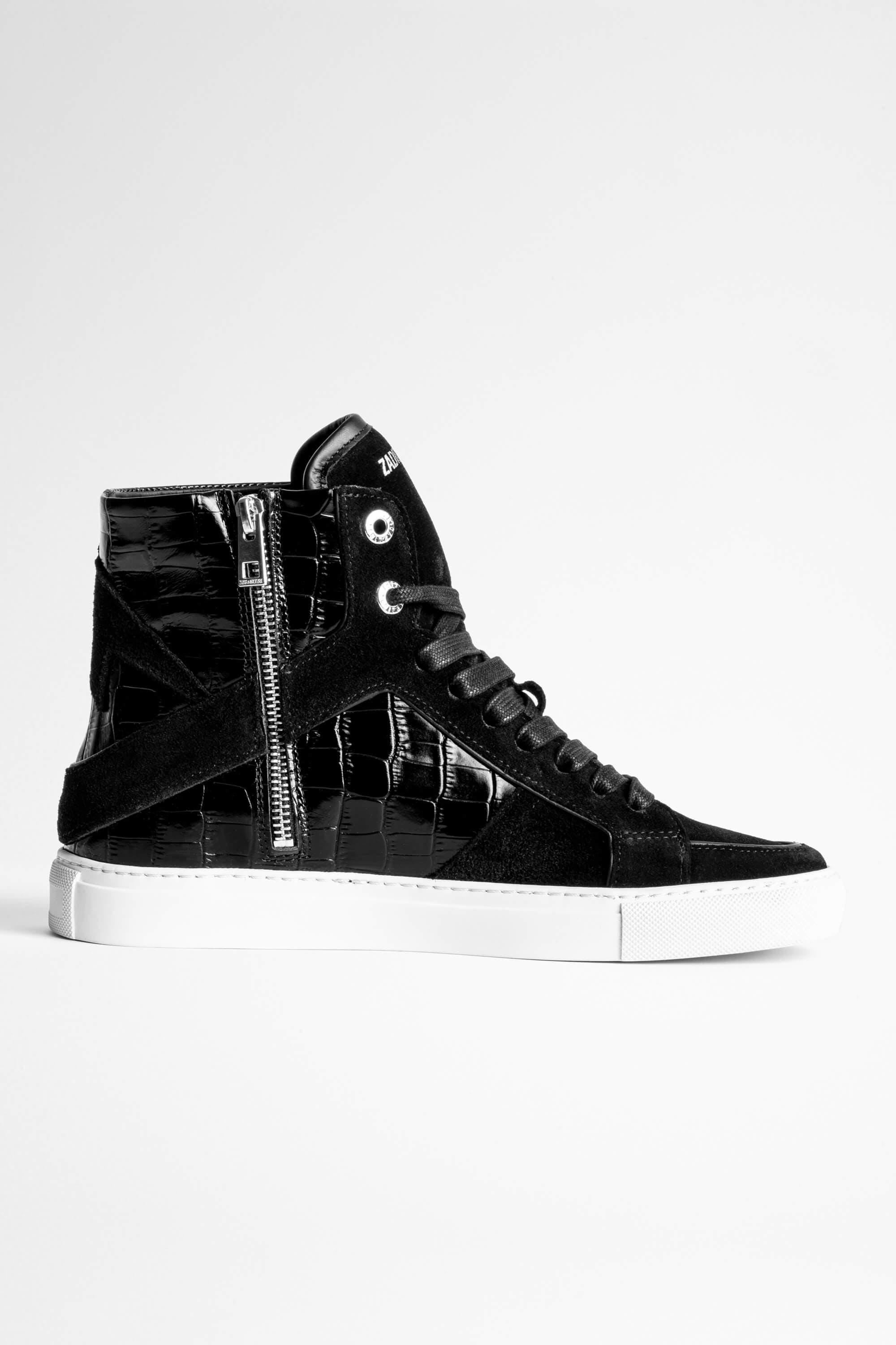 ZV1747 High Flash Sneakers 1