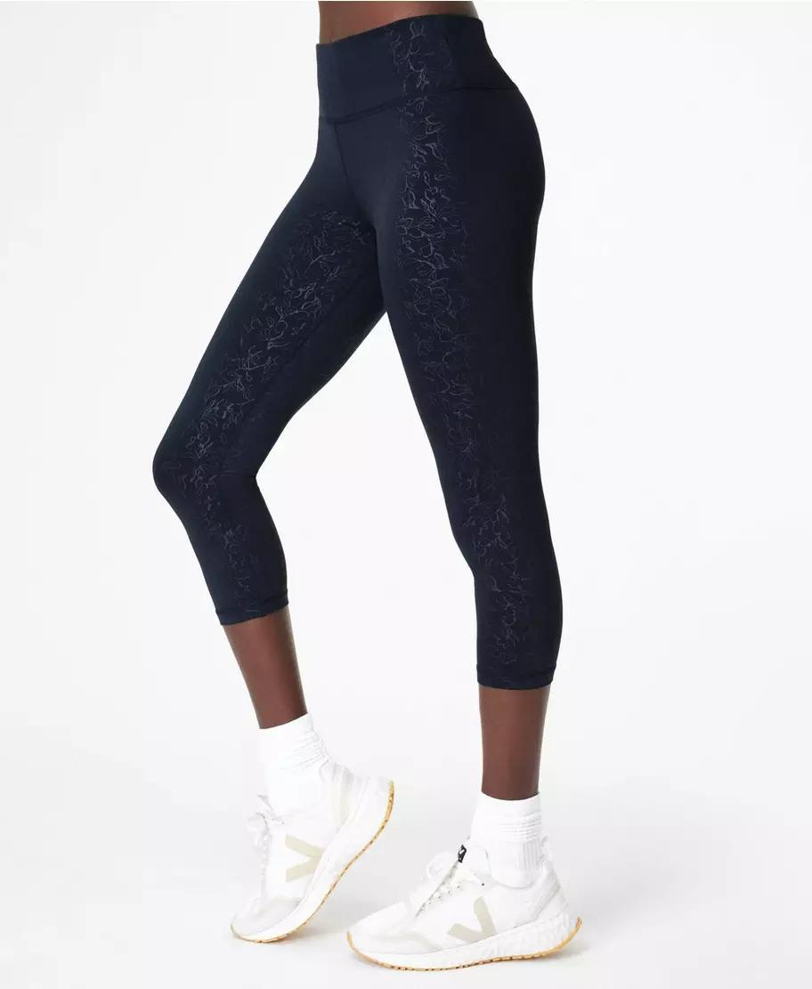 All Day Cropped Workout Leggings 5