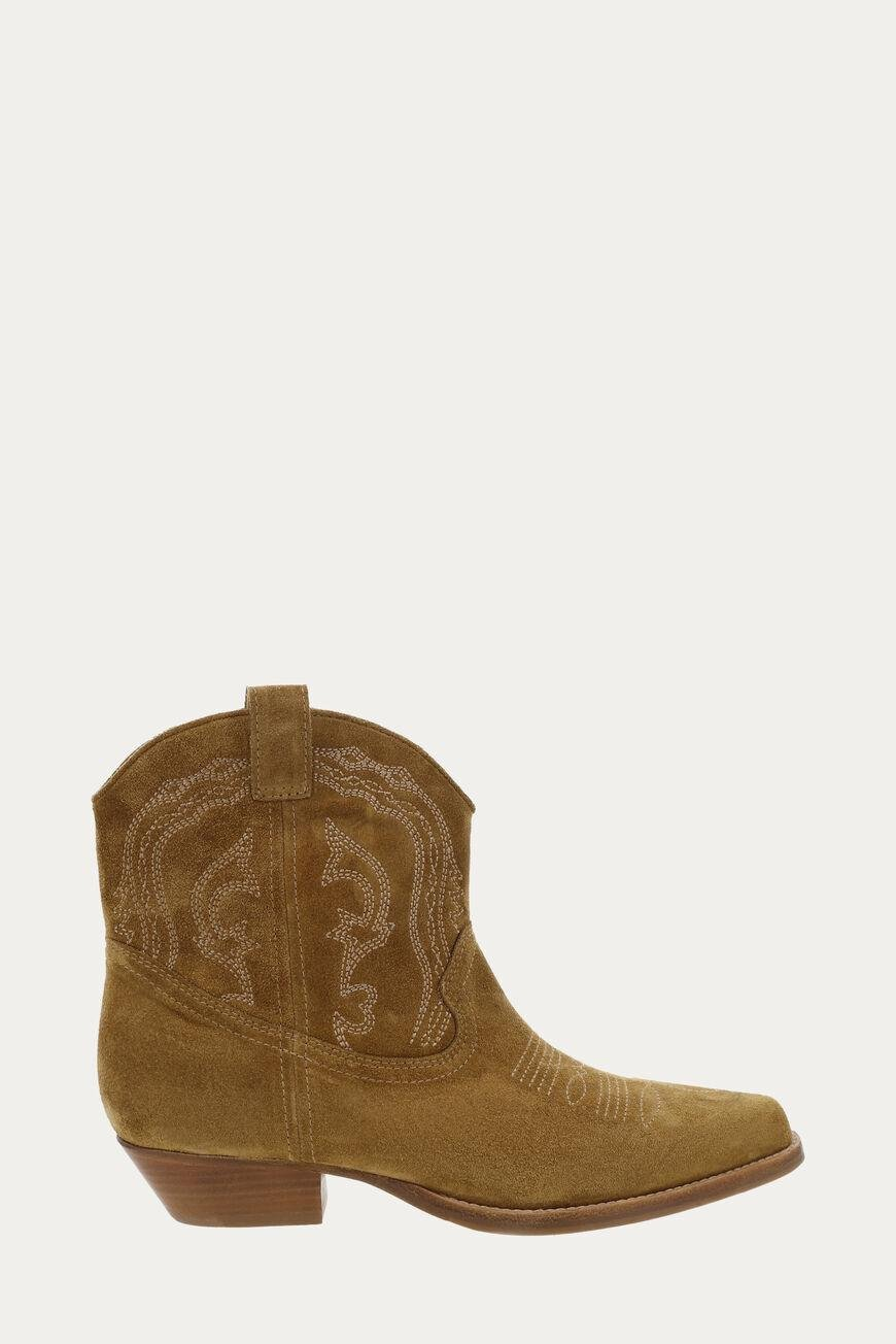 colt.WESTERN ANKLE BOOTS
