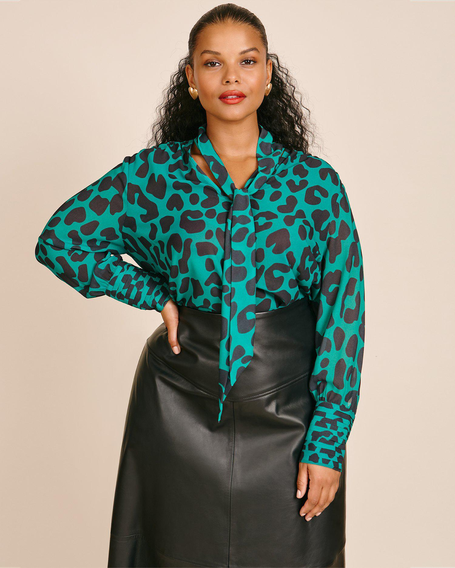 Tracey Bow Blouse
