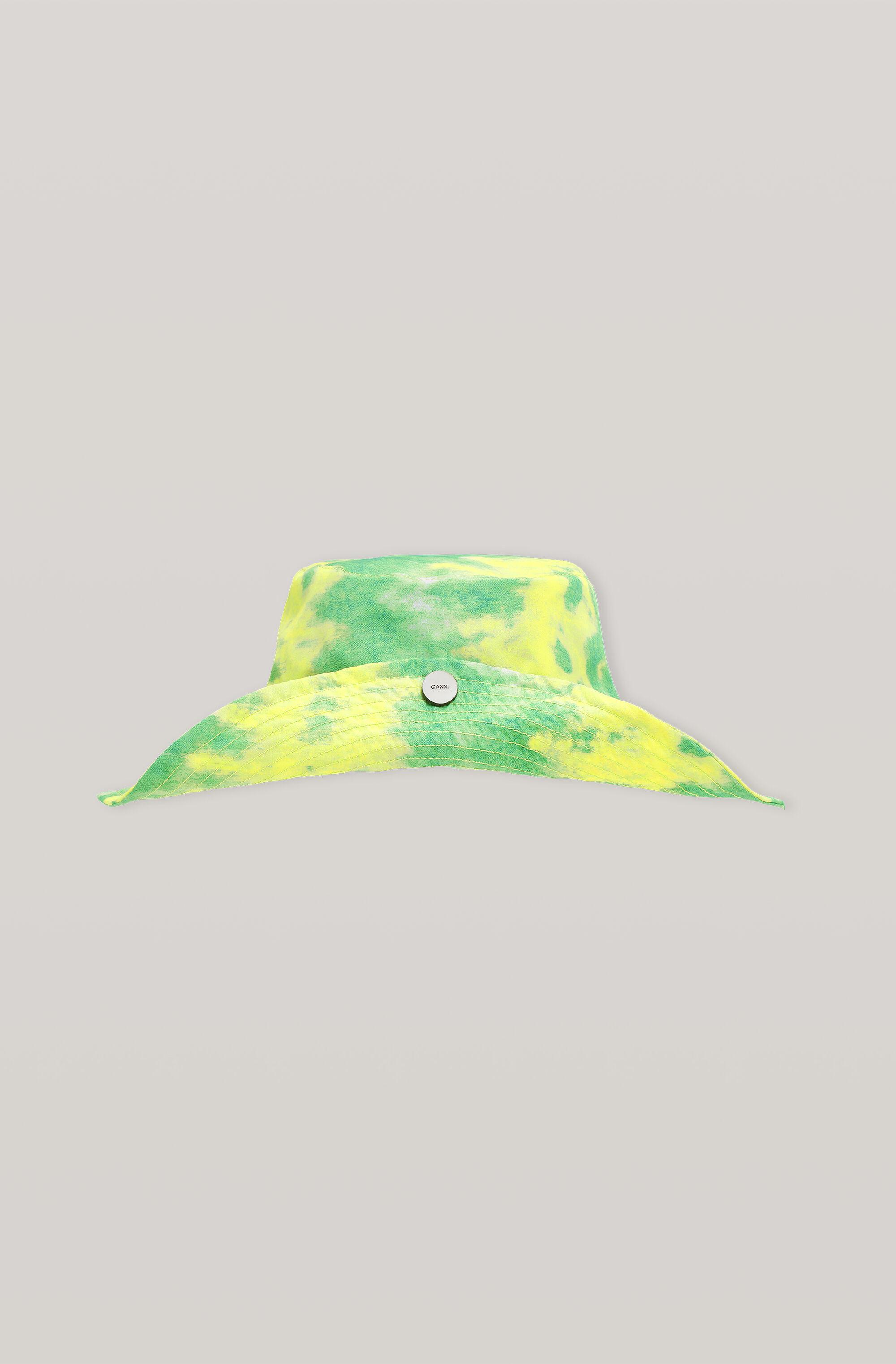 Recycled Tech Fabric Snap Sun Hat 0