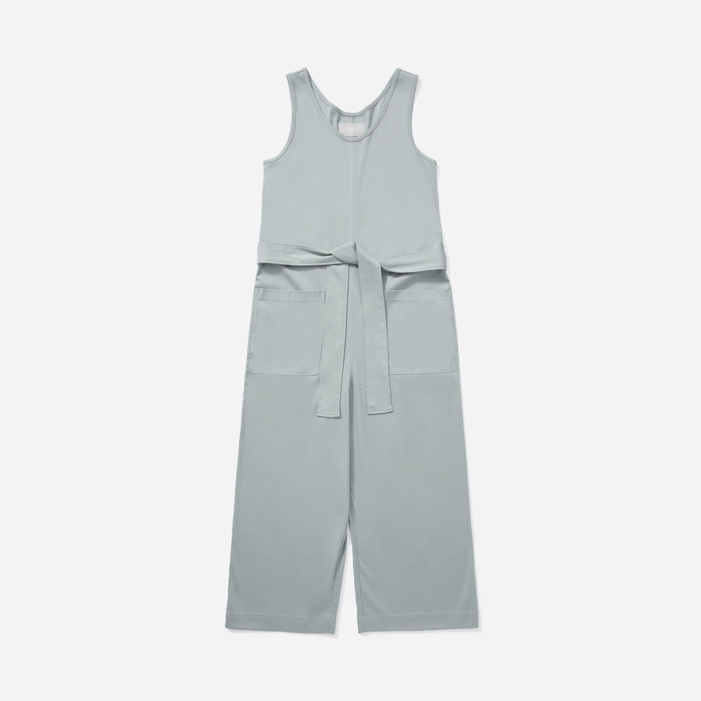 The Luxe Cotton Jumpsuit 5
