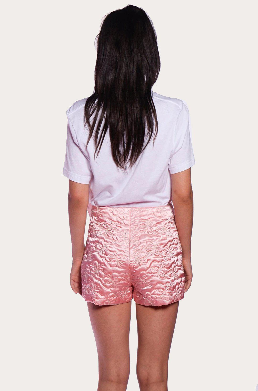 Quilted Butterflies Shorts 2