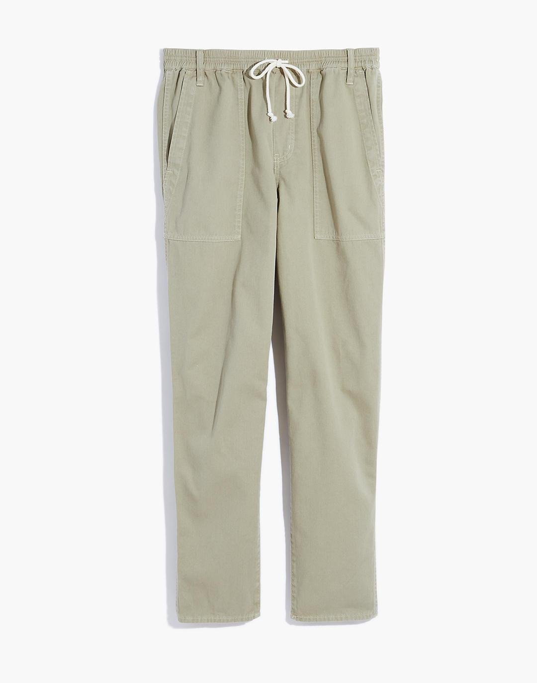 Pull-On Relaxed Pants 3
