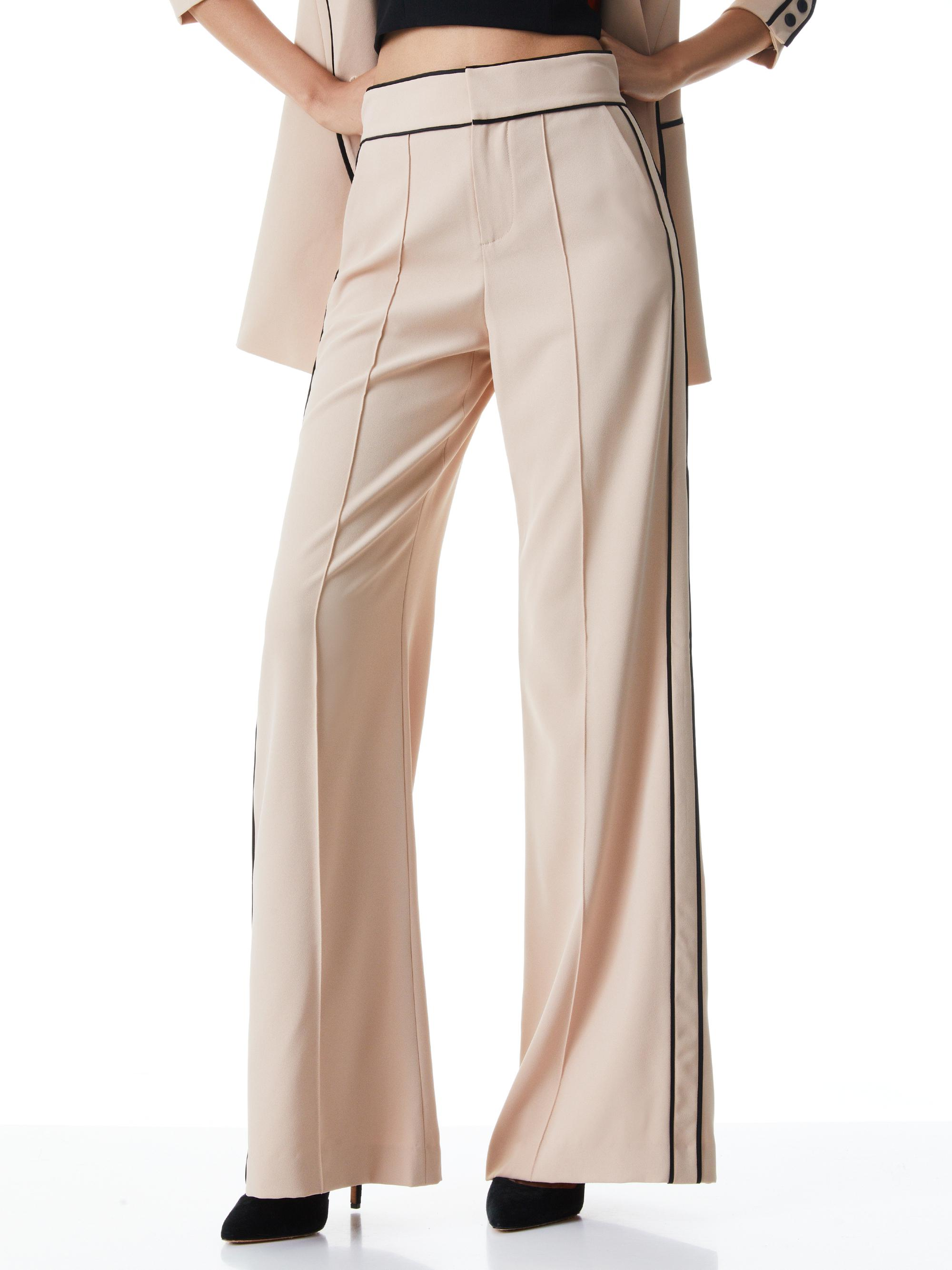 DYLAN PIPED HIGH WAIST PANT