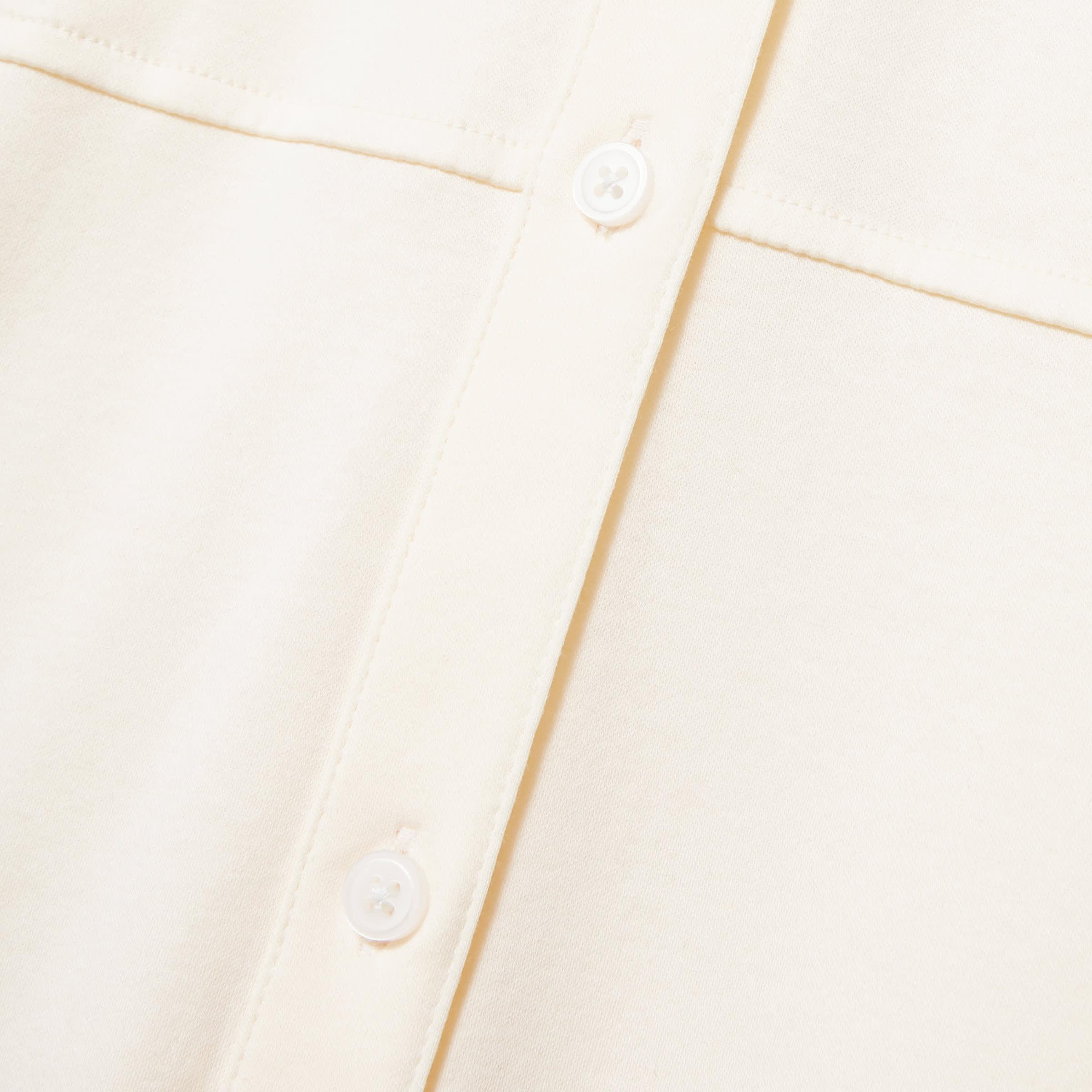 The Luxe Cotton Shirtdress 3