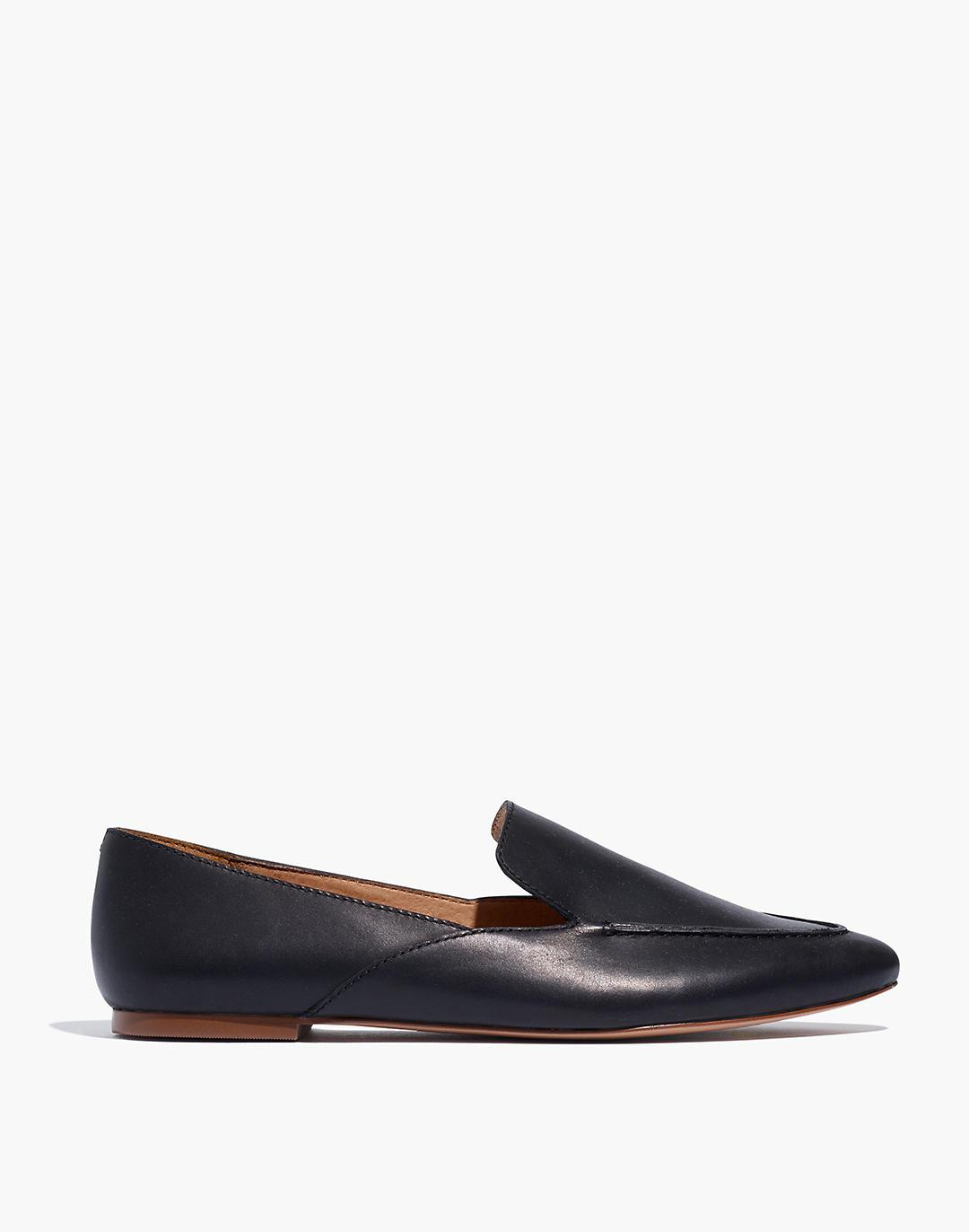 The Frances Skimmer in Leather 1