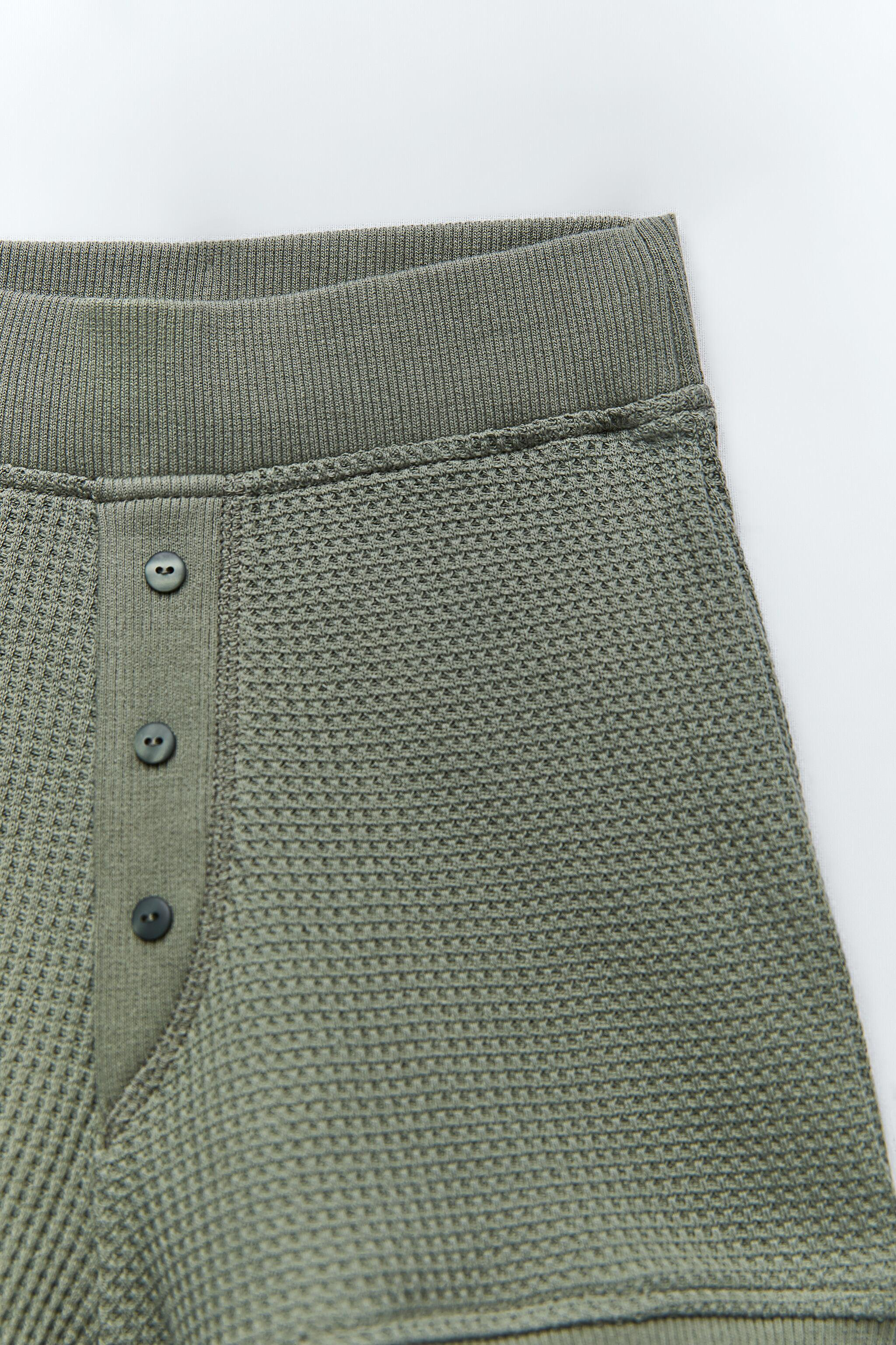 STRUCTURED SHORTS 4