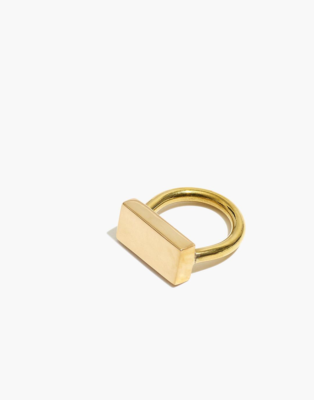 To The Market Statement Ring