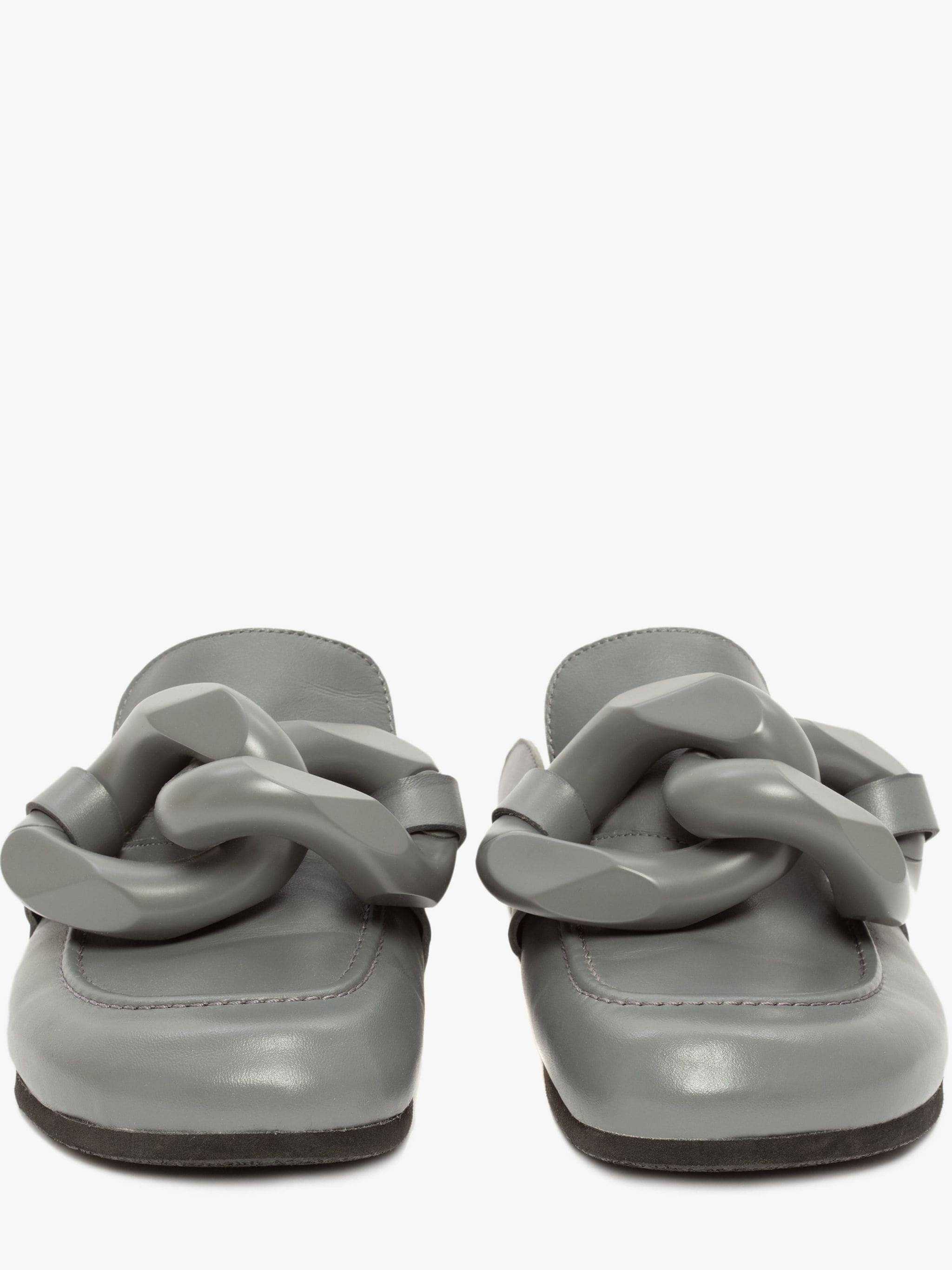 WOMEN's CHAIN LOAFER 2
