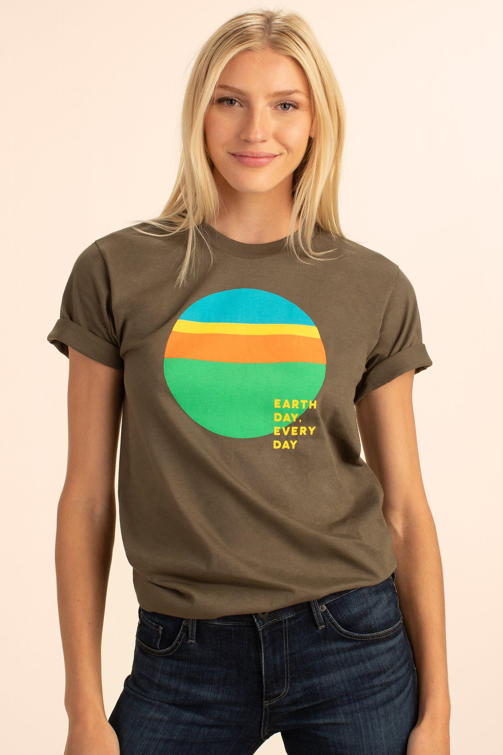 Limited-Edition Environmental Tee 0