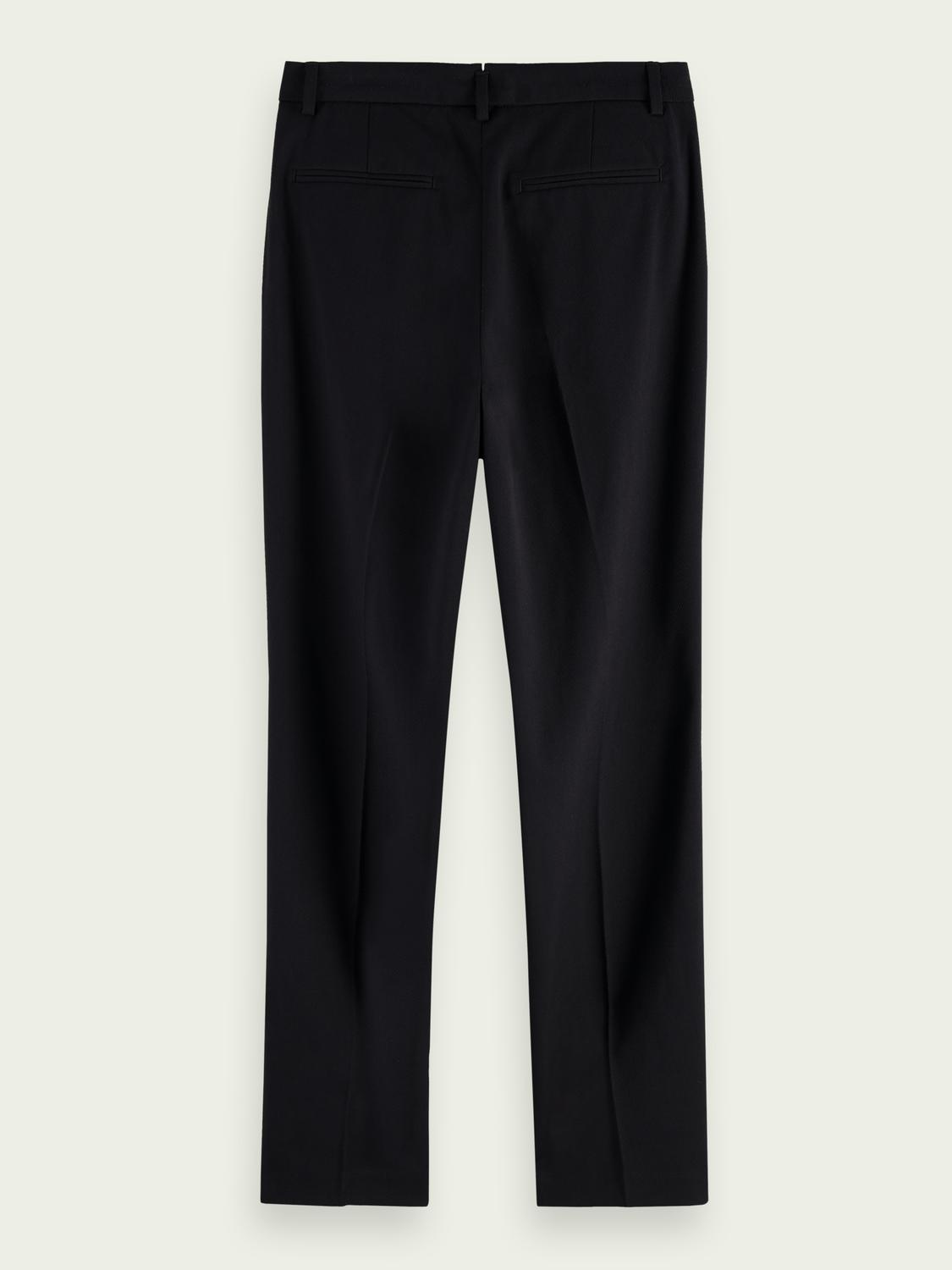 Lowry slim-fit mid-rise trousers 6
