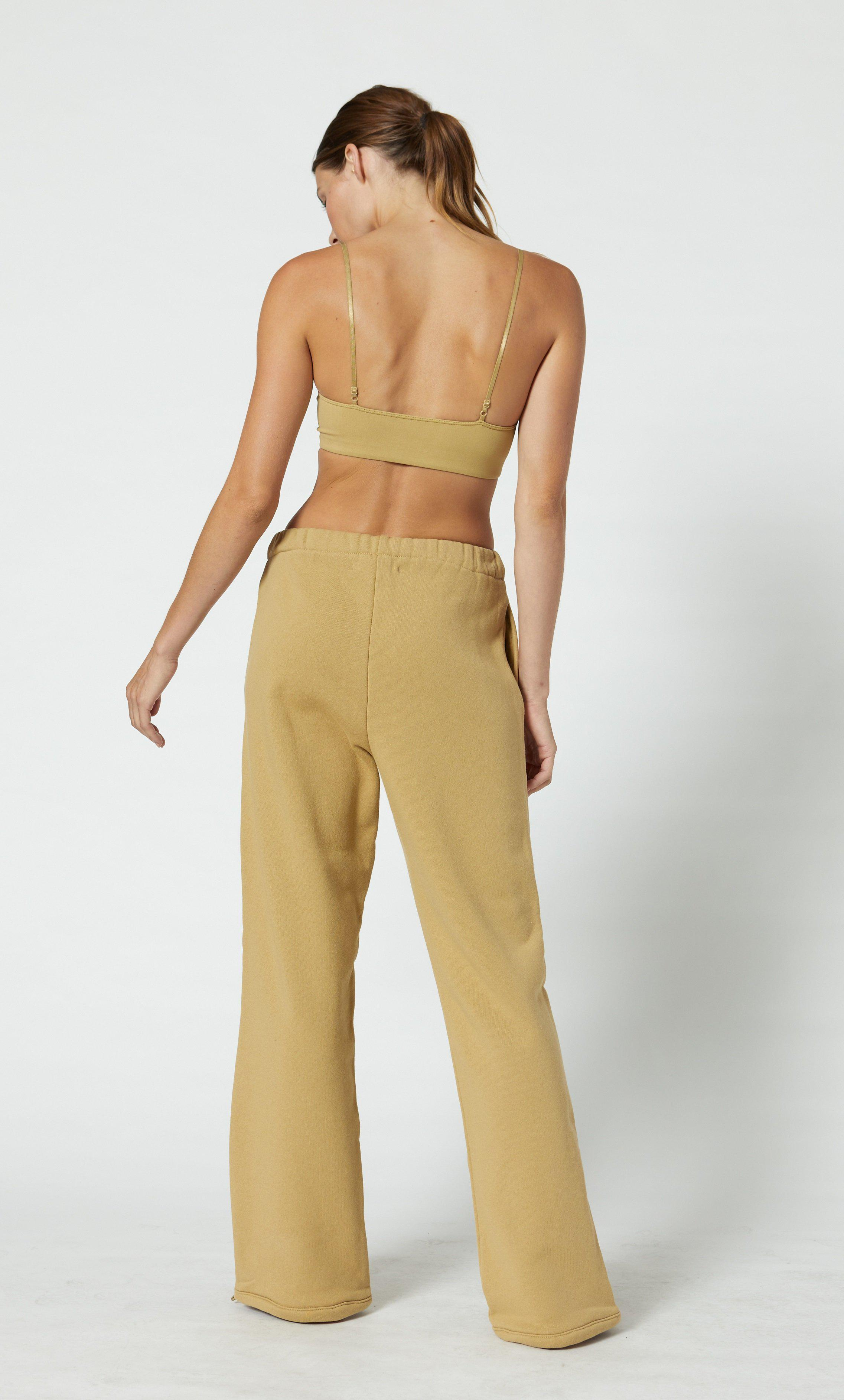 French Terry High Waisted Sweatpants 2