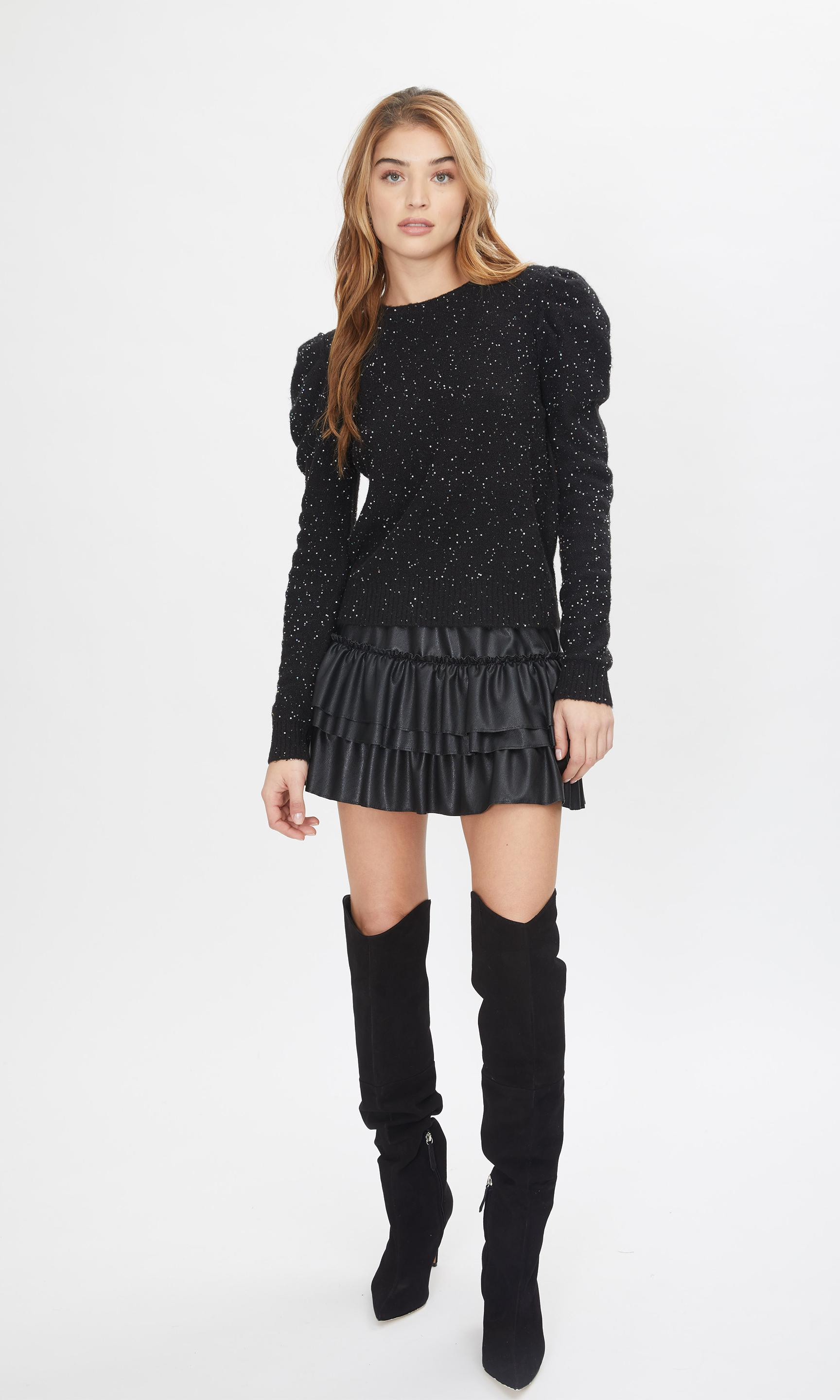 Tinsley Sequin Sweater 2