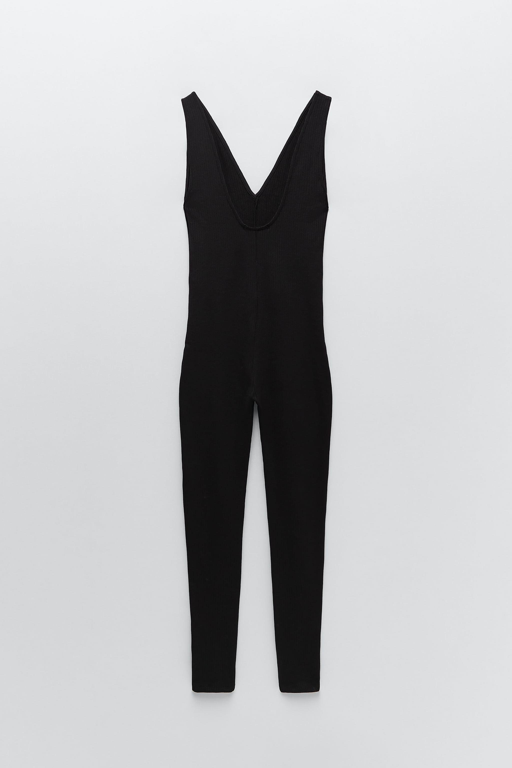 LONG FITTED JUMPSUIT 7