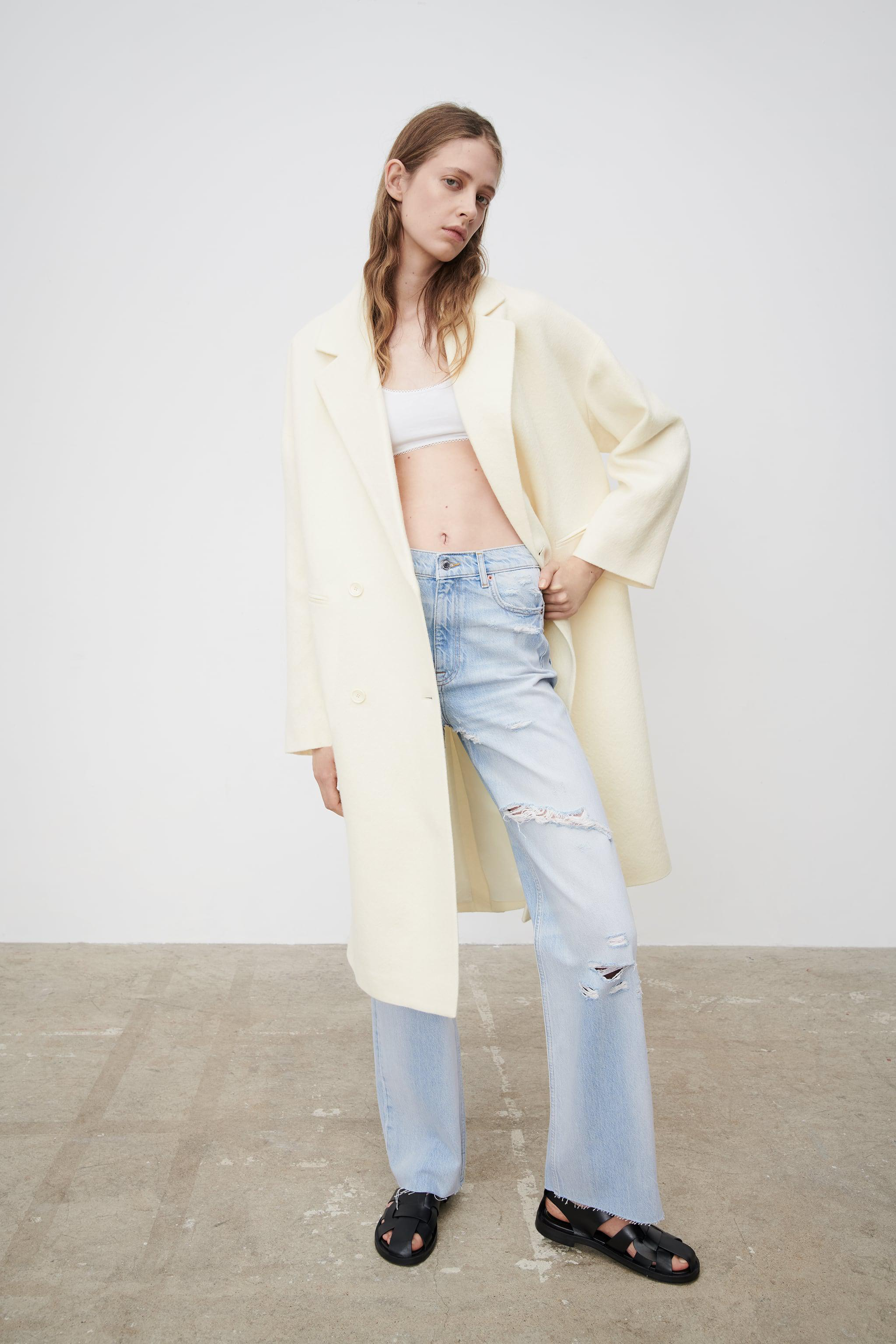 OVERSIZED WOOL COAT LIMITED EDITION